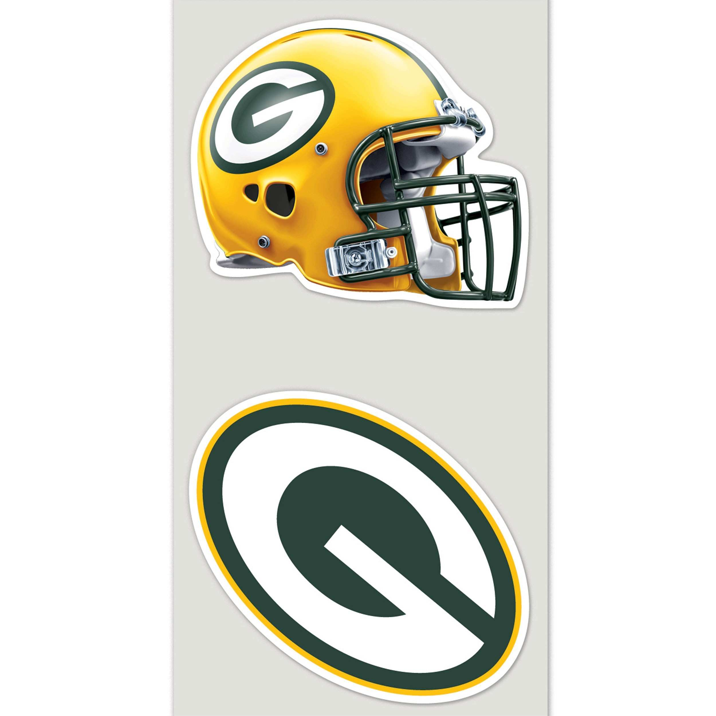 Green Bay Packers Wall Stickers palesten