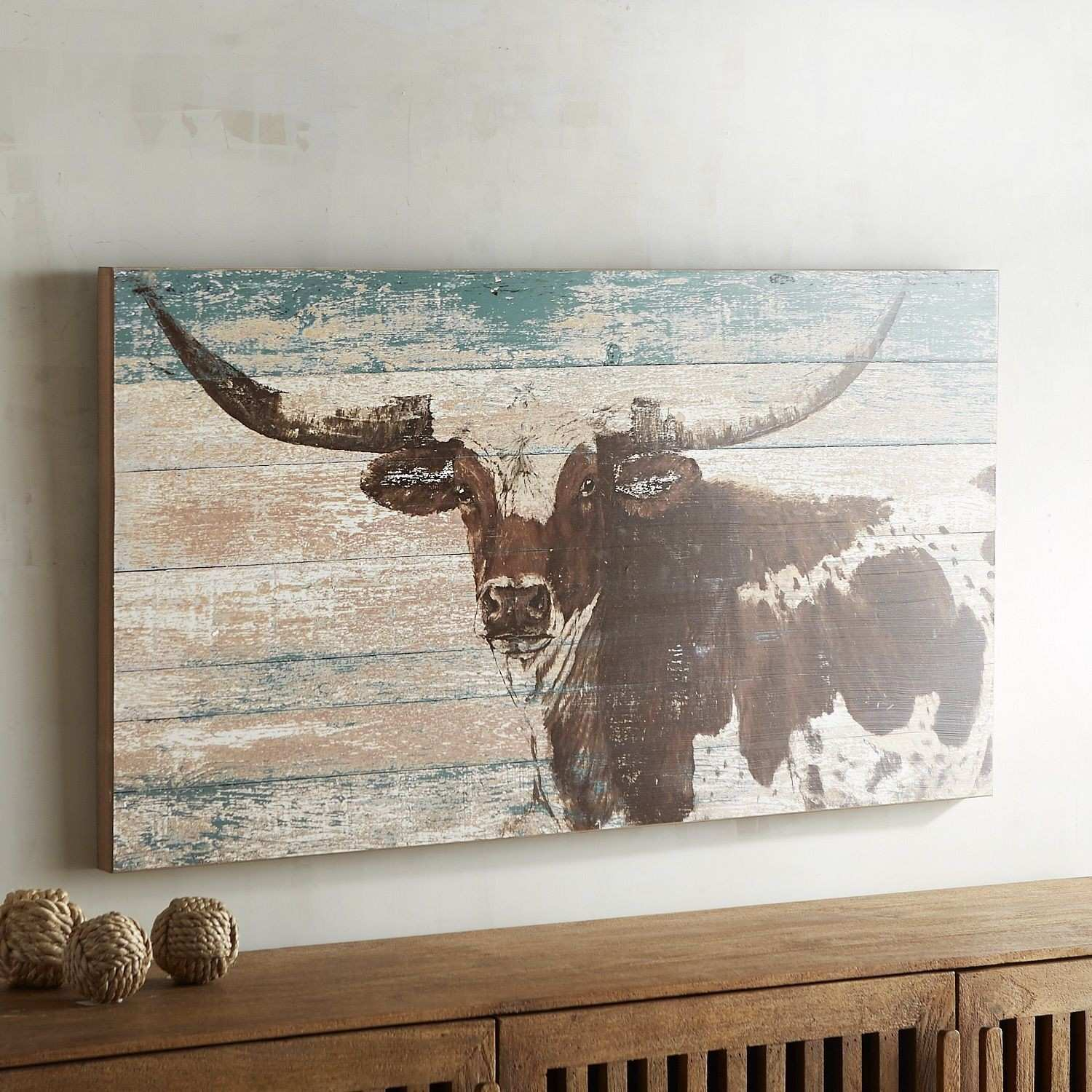 Rustic Longhorn Wall Décor Products Pinterest Scheme Windmill
