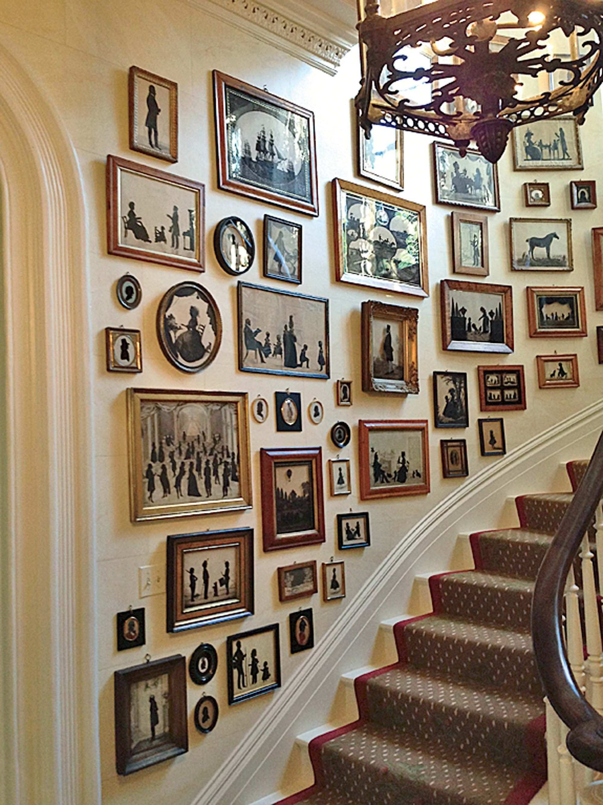 The Most Beautiful Foyers in Vogue s Pinterest