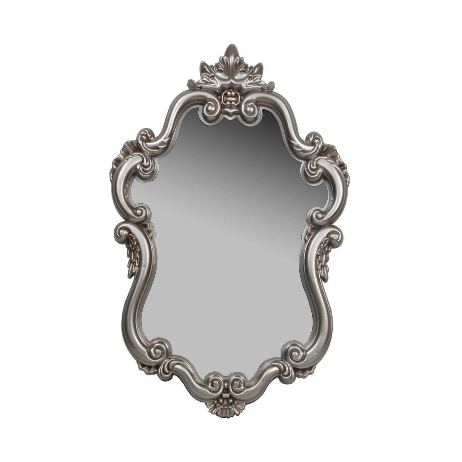 Champagne Baroque Mirror holiday hooplah Pinterest