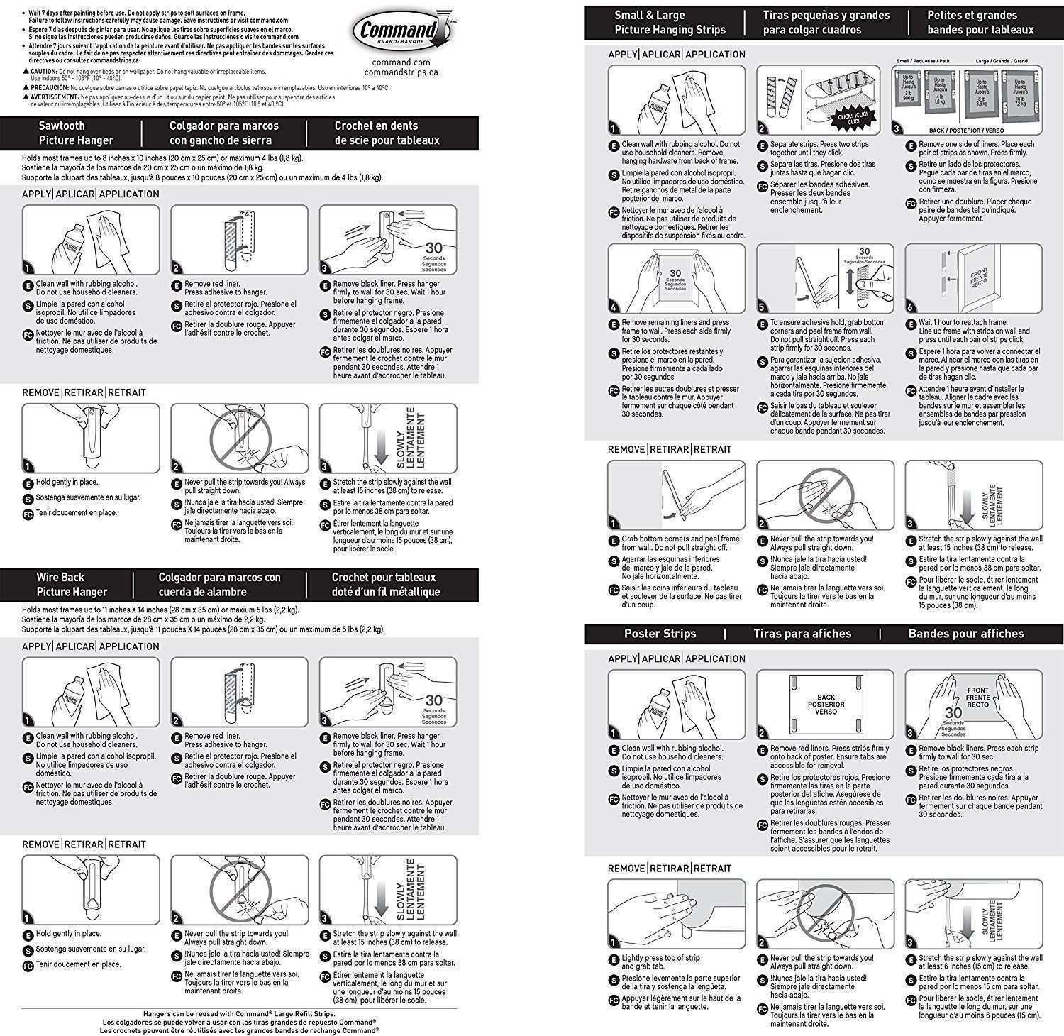 Amazon mand picture hanging kit Home Improvement