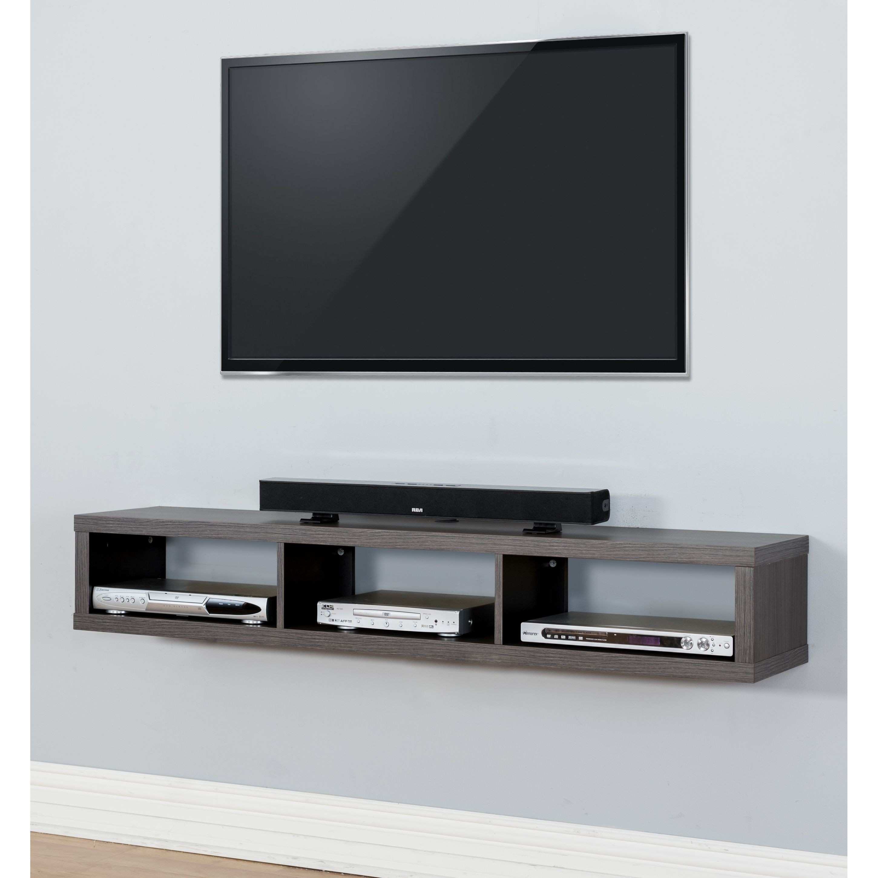 Martin Thin 60 inch Wall Mount TV Console