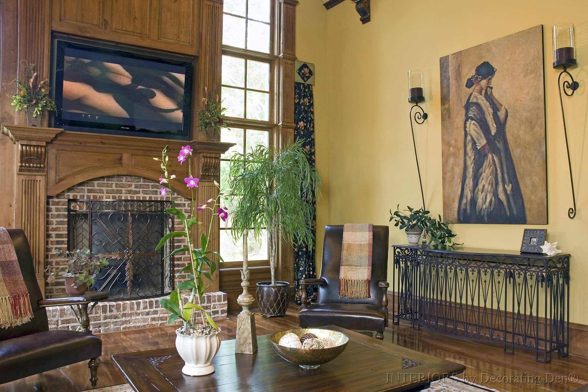 Luxury How to Decorate A Living Room Wall Best