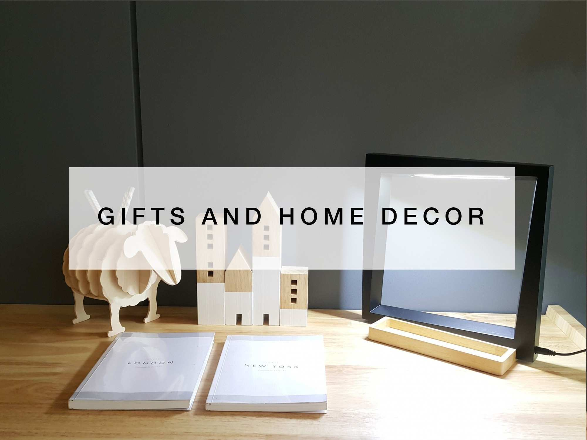 25 Home Decoration and Gifts