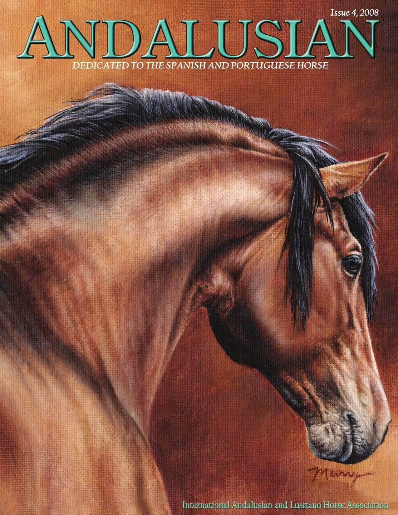 Andalusian Magazine Issue 4 2008 by Horse Digests issuu