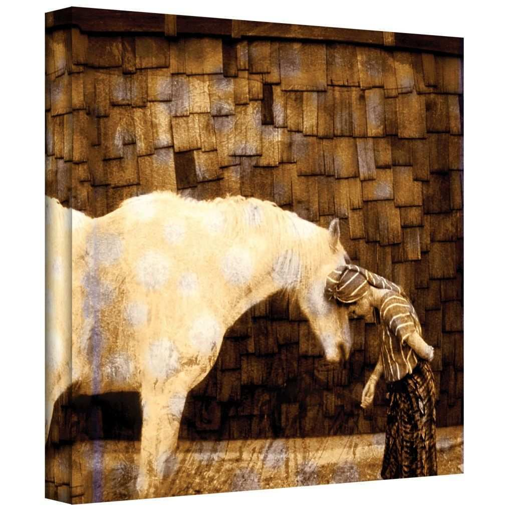 Horse Canvas Wall Art Unique Artwall Elena Ray Horse Whisperer Gallery Wrapped