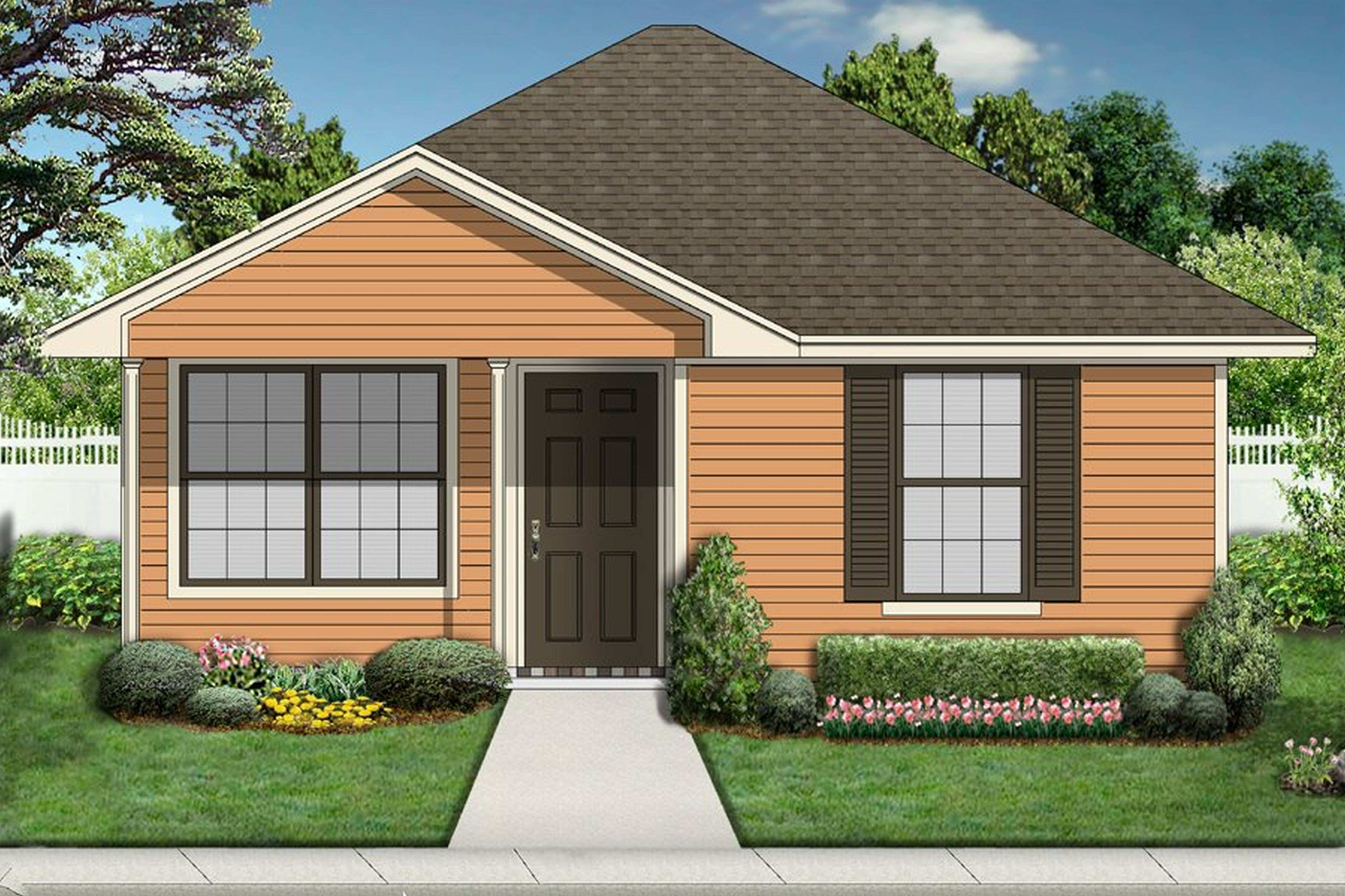 House Designs Exterior with House Plans Simple House Plans In