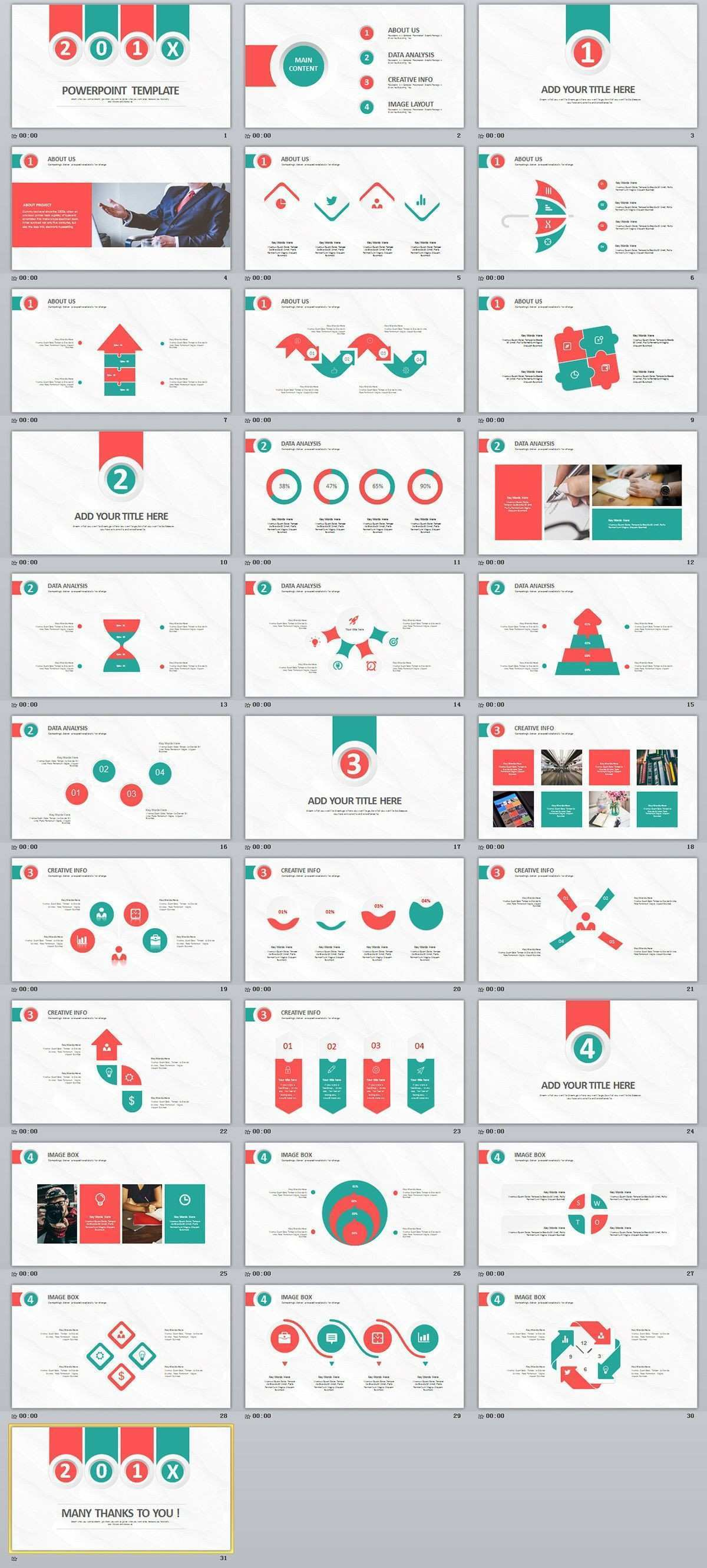 """Check out this Behance project """"31 Best redblue infographic"""