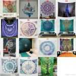 How To Hang Multiple Pictures On One Wall Unique 15 Styles Bohemian Wall Hanging Indian Mandala Blanket Elephant Of How To Hang Multiple Pictures On One Wall