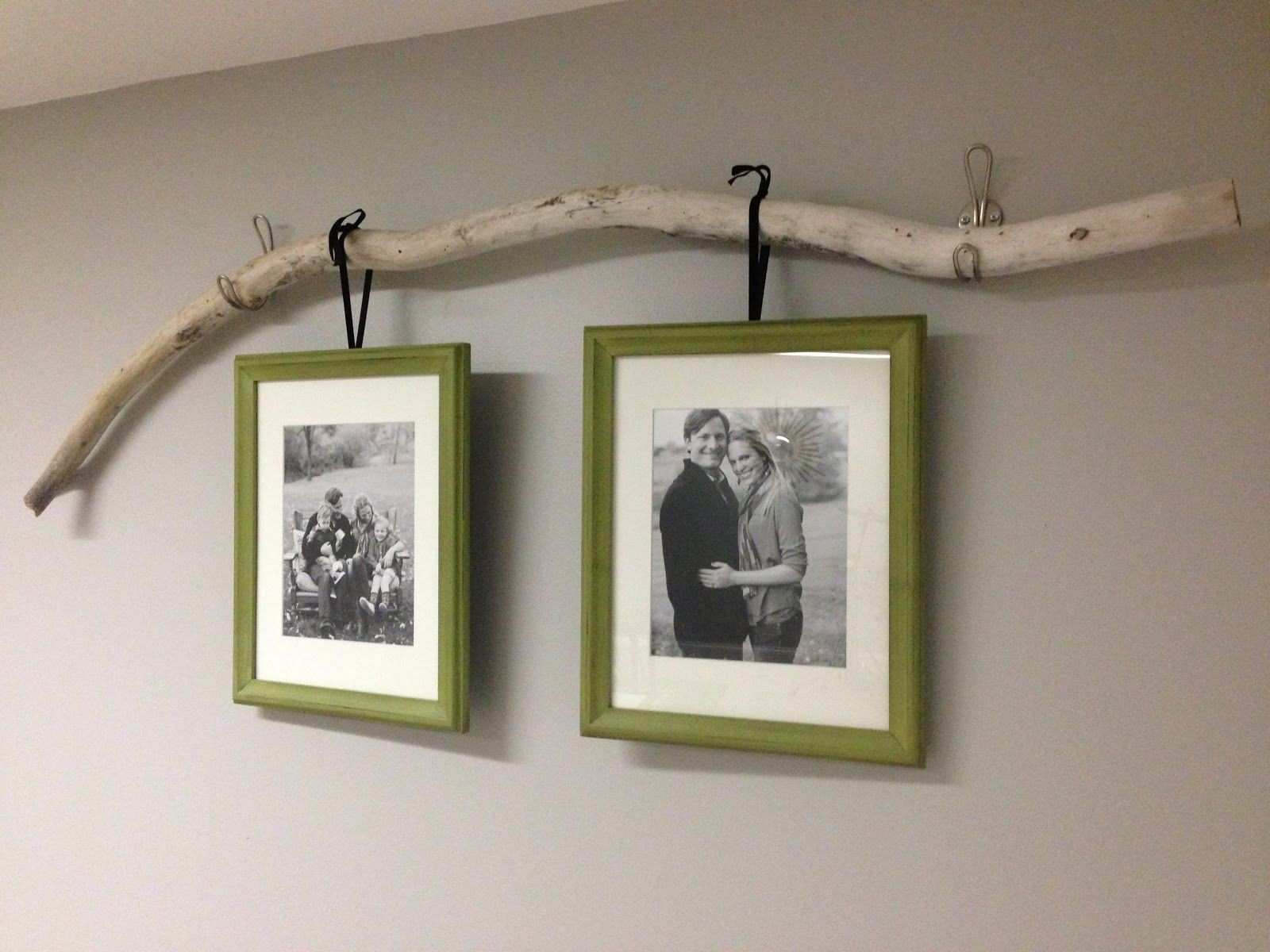 small hanging picture frames for family tree
