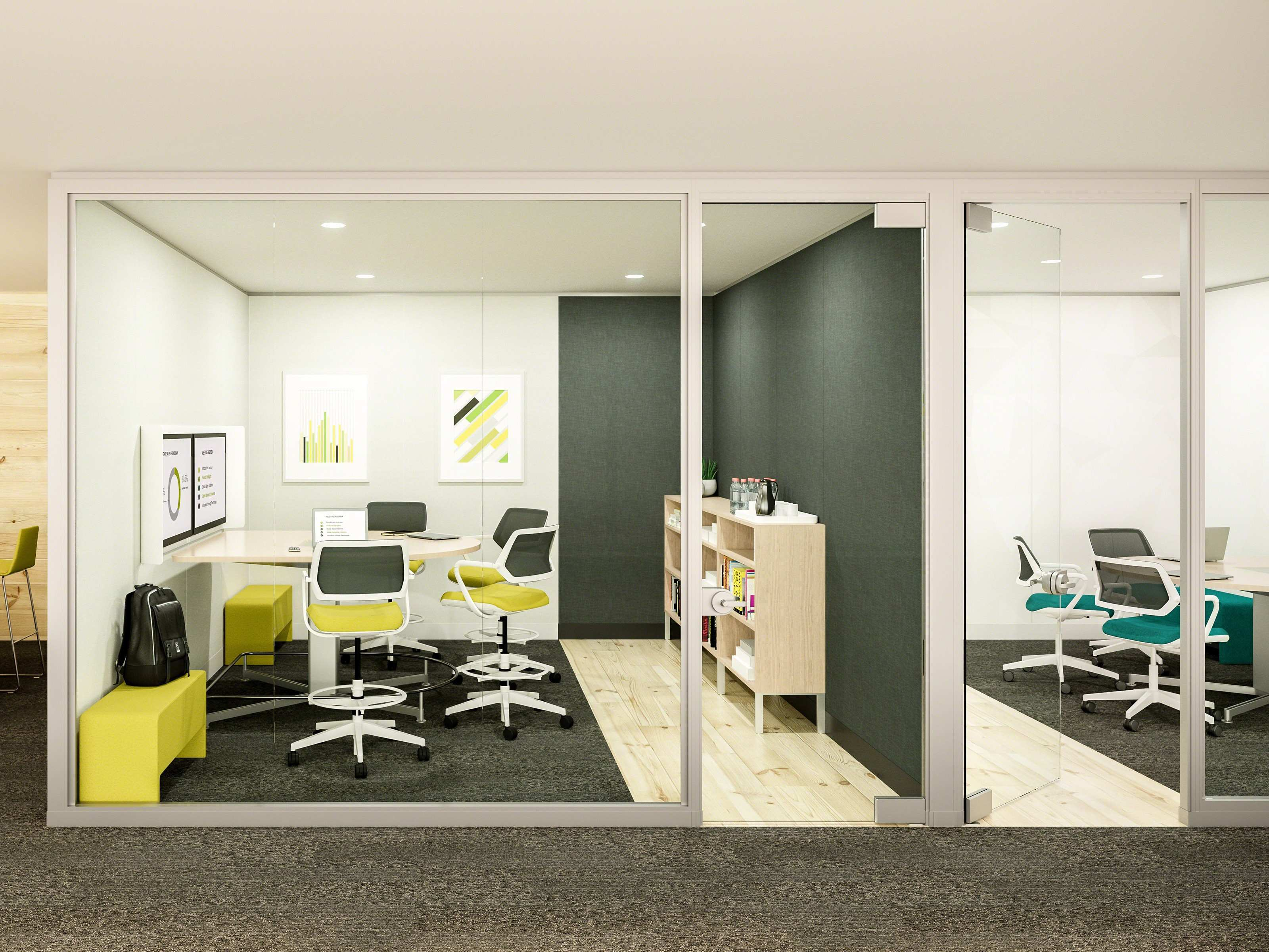 Privacy Walls & Movable fice Walls Steelcase