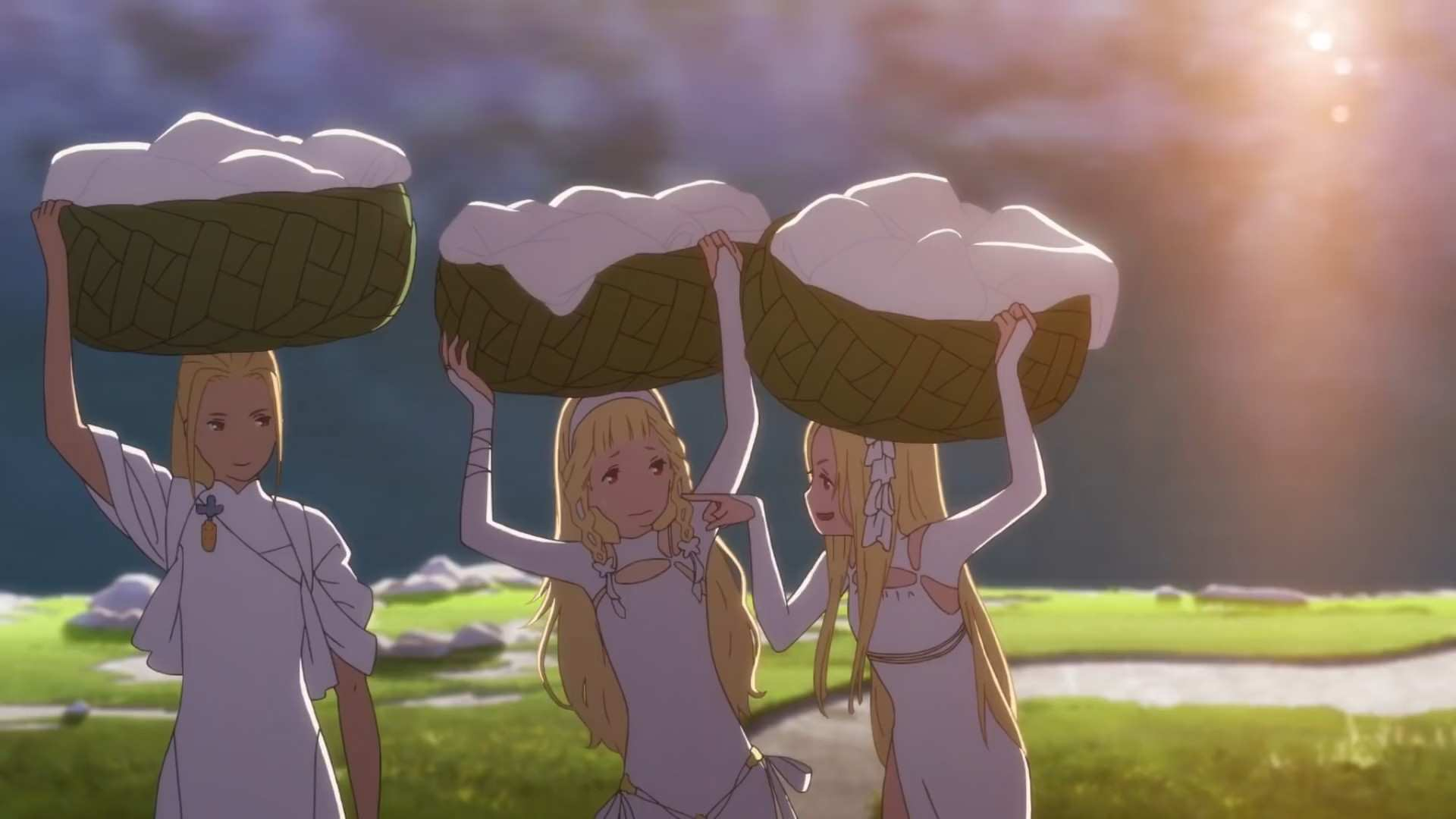 Maquia When the Promised Flower Blooms Fetch Publicity