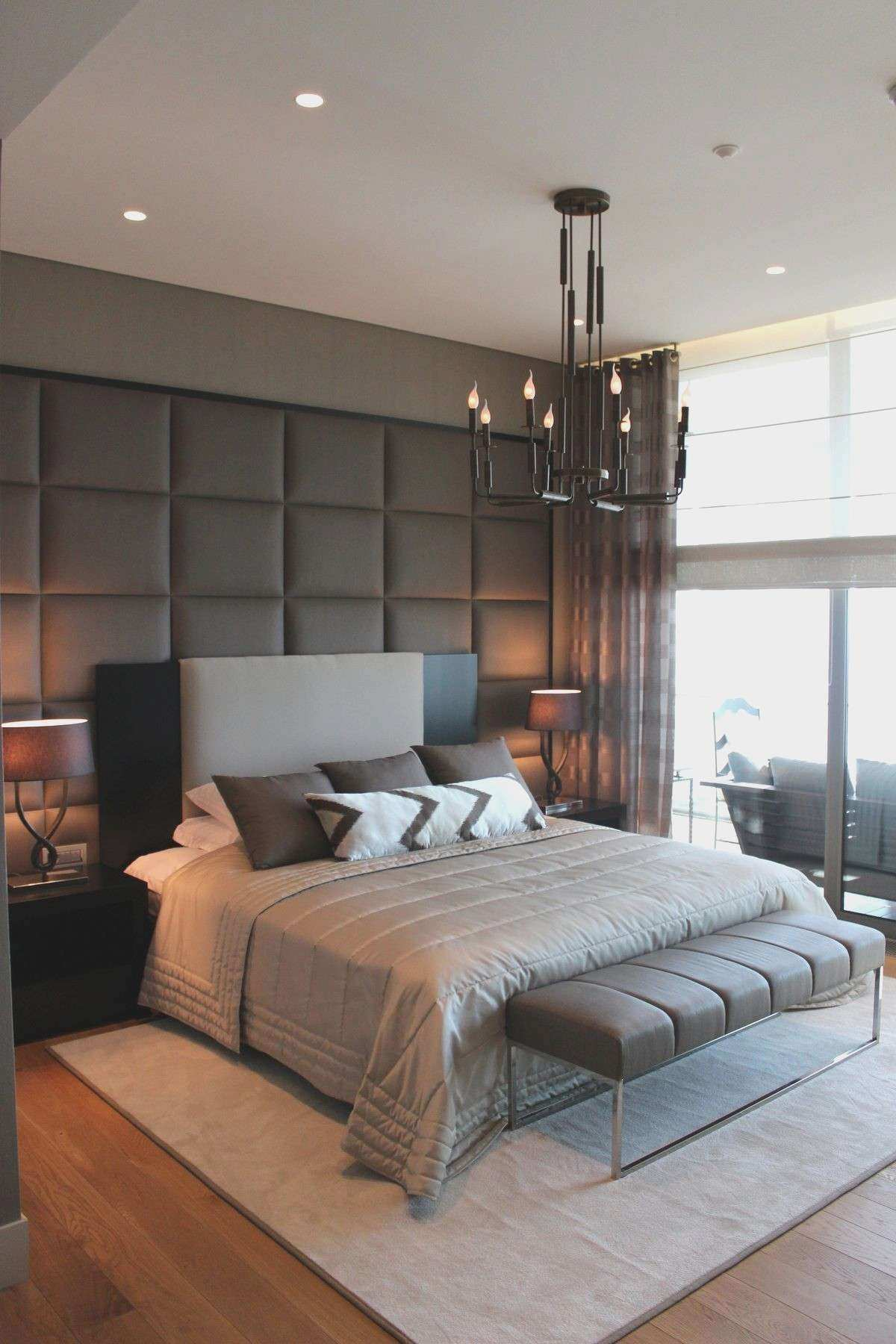 Bedroom Decorating Ideas with Black Furniture Nice Gray Bedroom