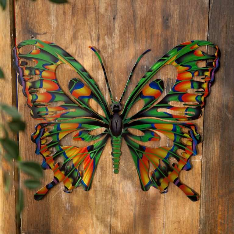 Hummingbird Outdoor Wall Decor New Have to Have It 3d butterfly ...
