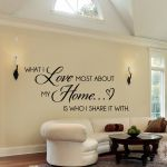Lovely I Love You to the Moon and Back Wall Art