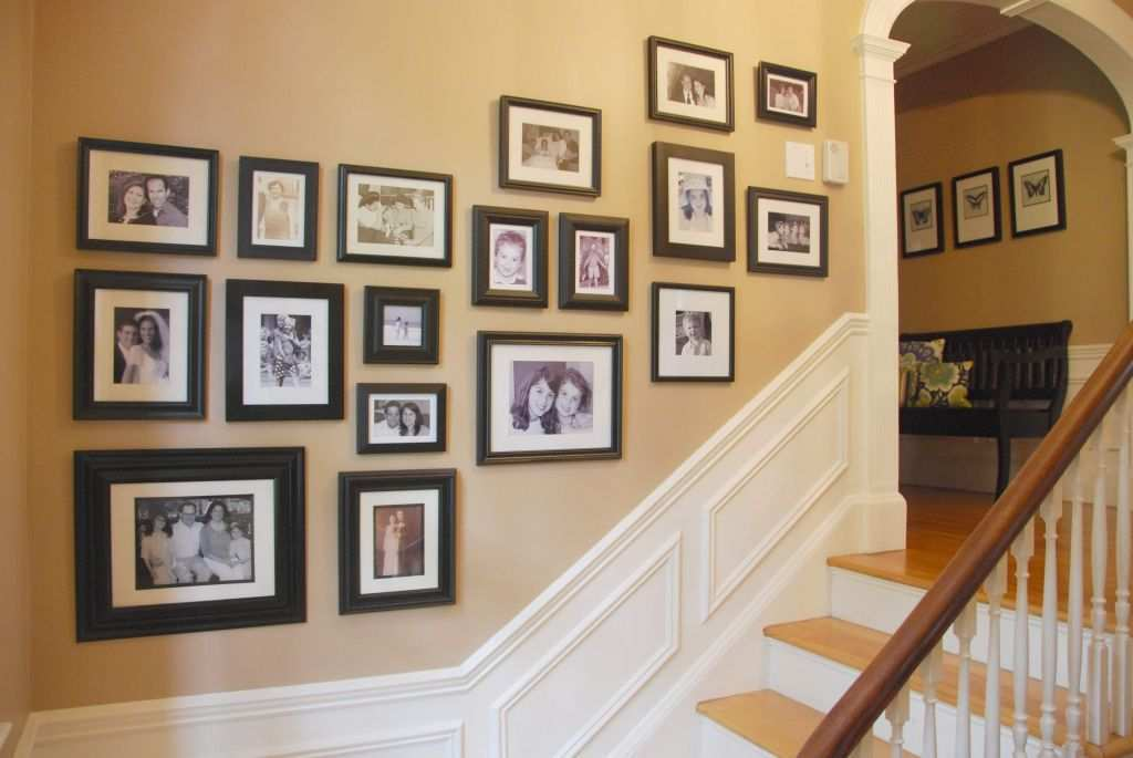 Luxury Picture Frame Displays On Walls | Decor & Design