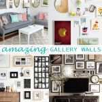 Best Of Ideas for Displaying Pictures On Walls