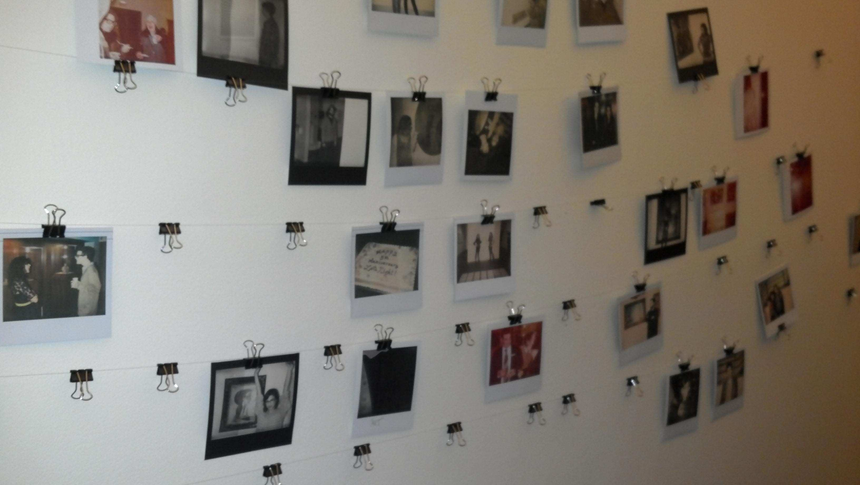 10 Lovely Ideas For Hanging Wall Without Frames