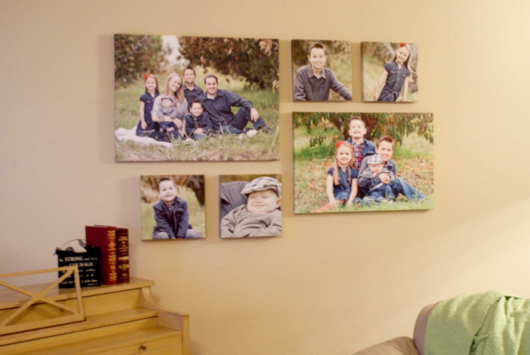 Ideas for Hanging Pictures On Wall without Frames Fresh Ideas Best ...
