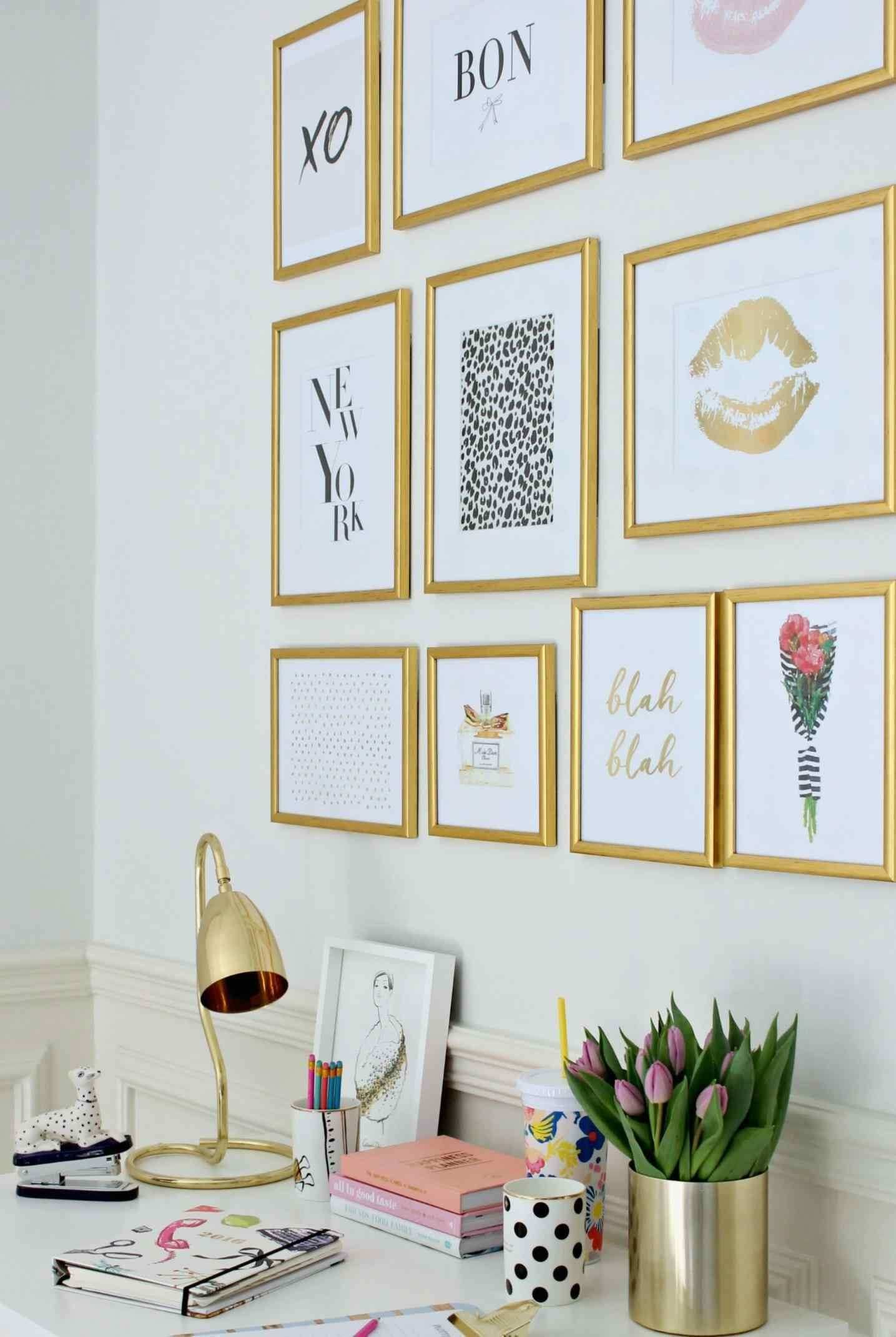 Perfecto Hanging Without Frames Creative Ways Ilustraci³n