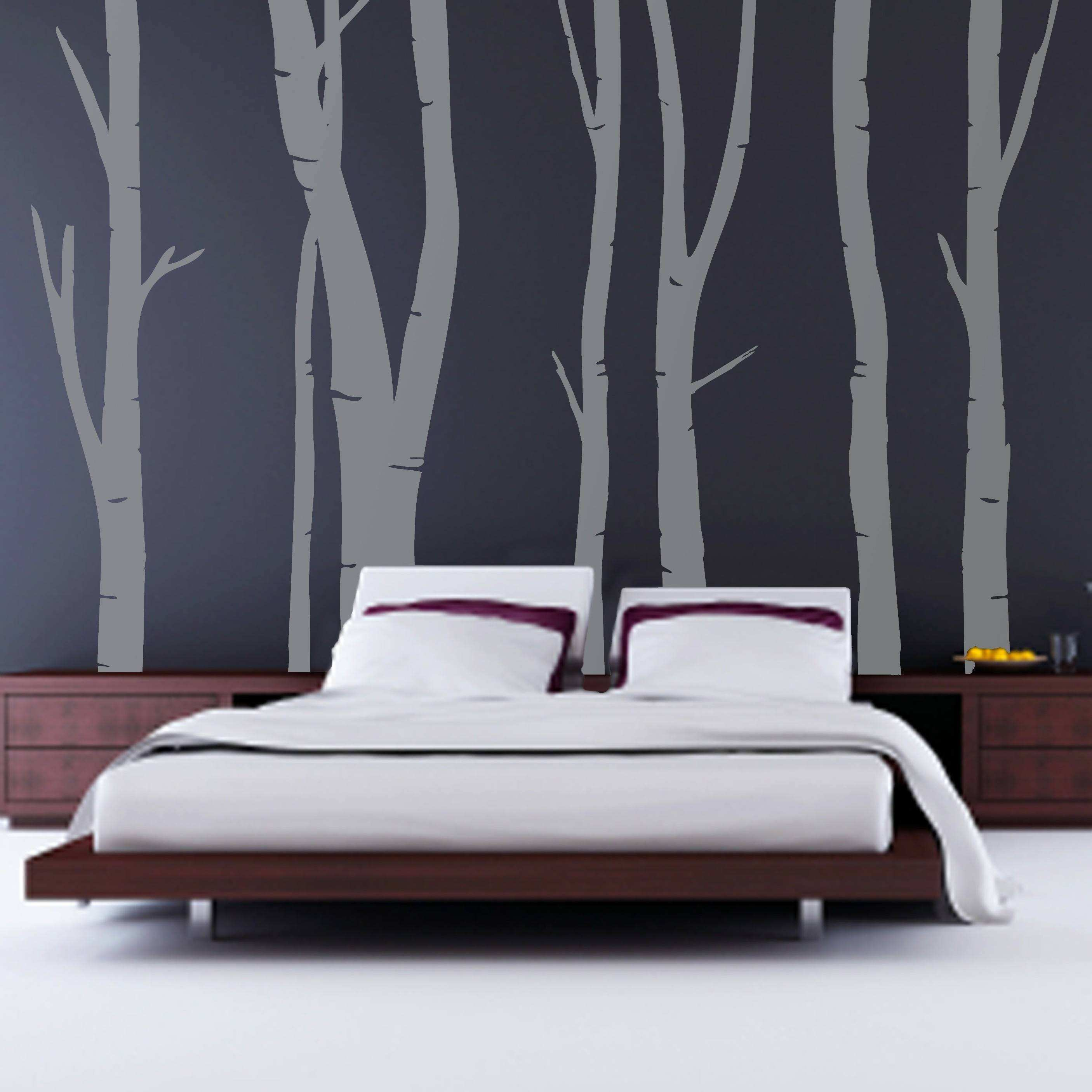 41 Awesome Blue Wall Art for Bedroom