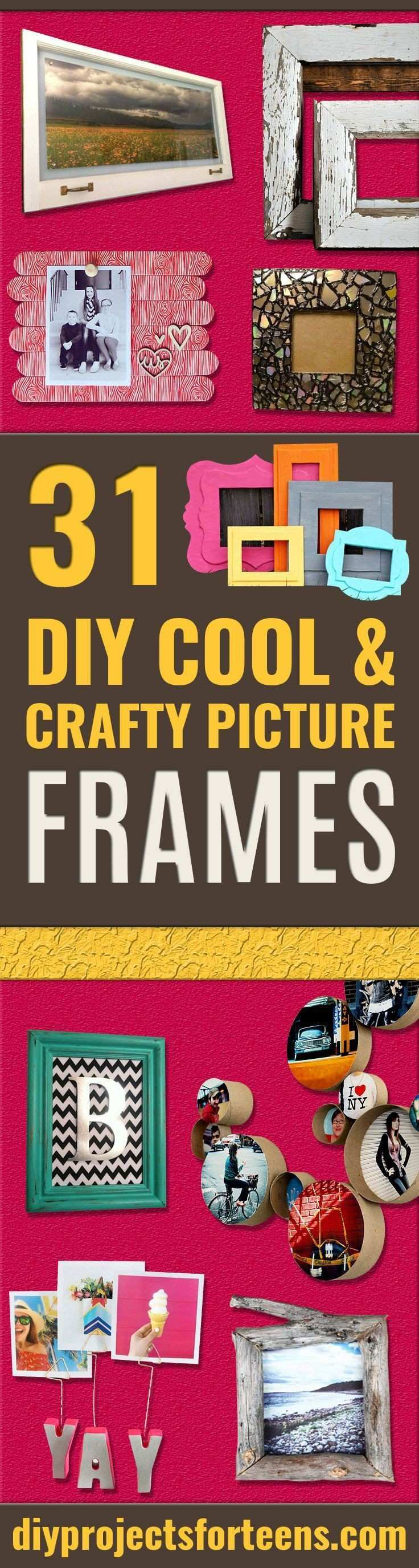 Picture Frames with scrapbook scrapbook paper I ll be making one