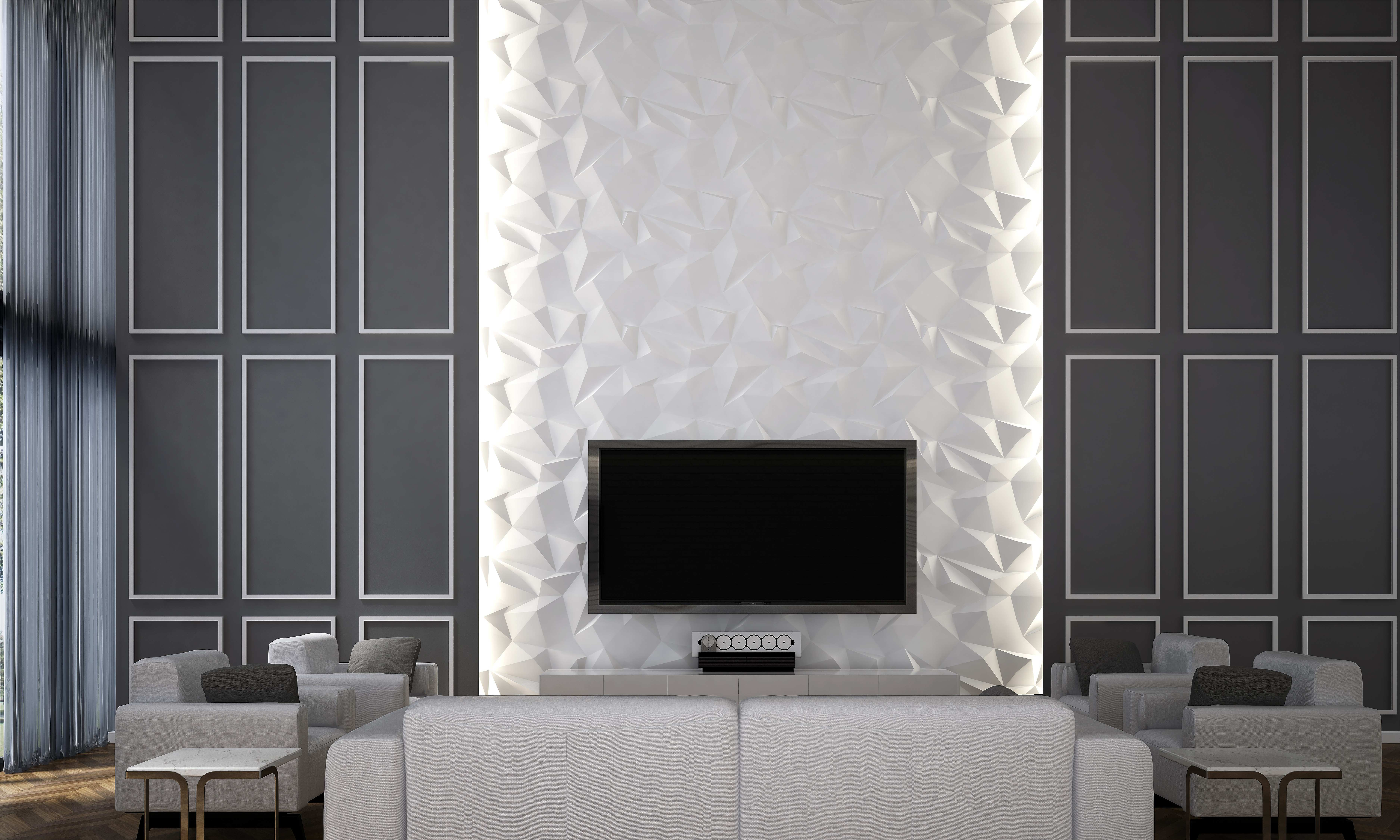 Textured Paints A Must for Feature Walls Kansai Nerolac