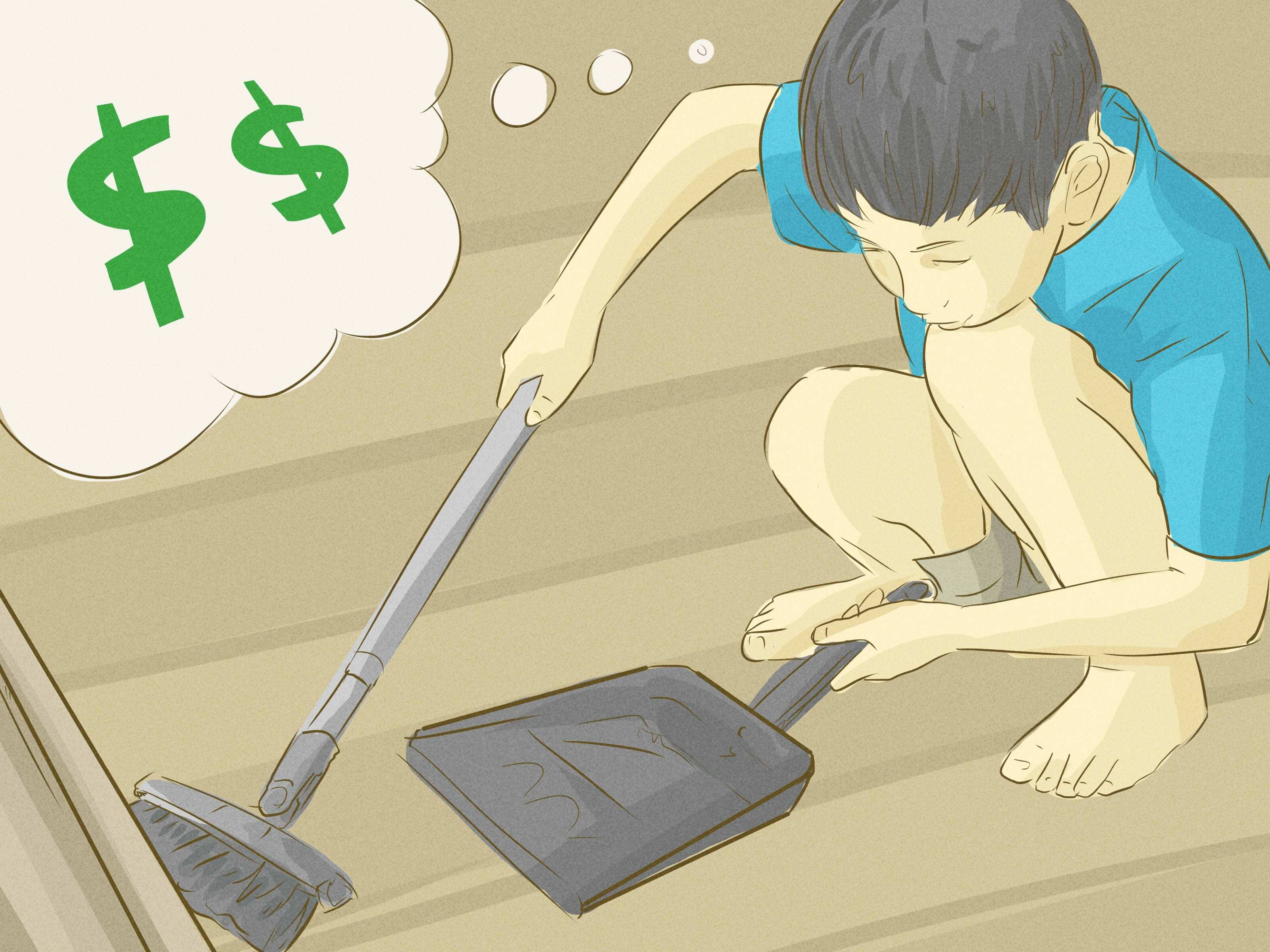 How to Save Money as a Kid 15 Steps with wikiHow