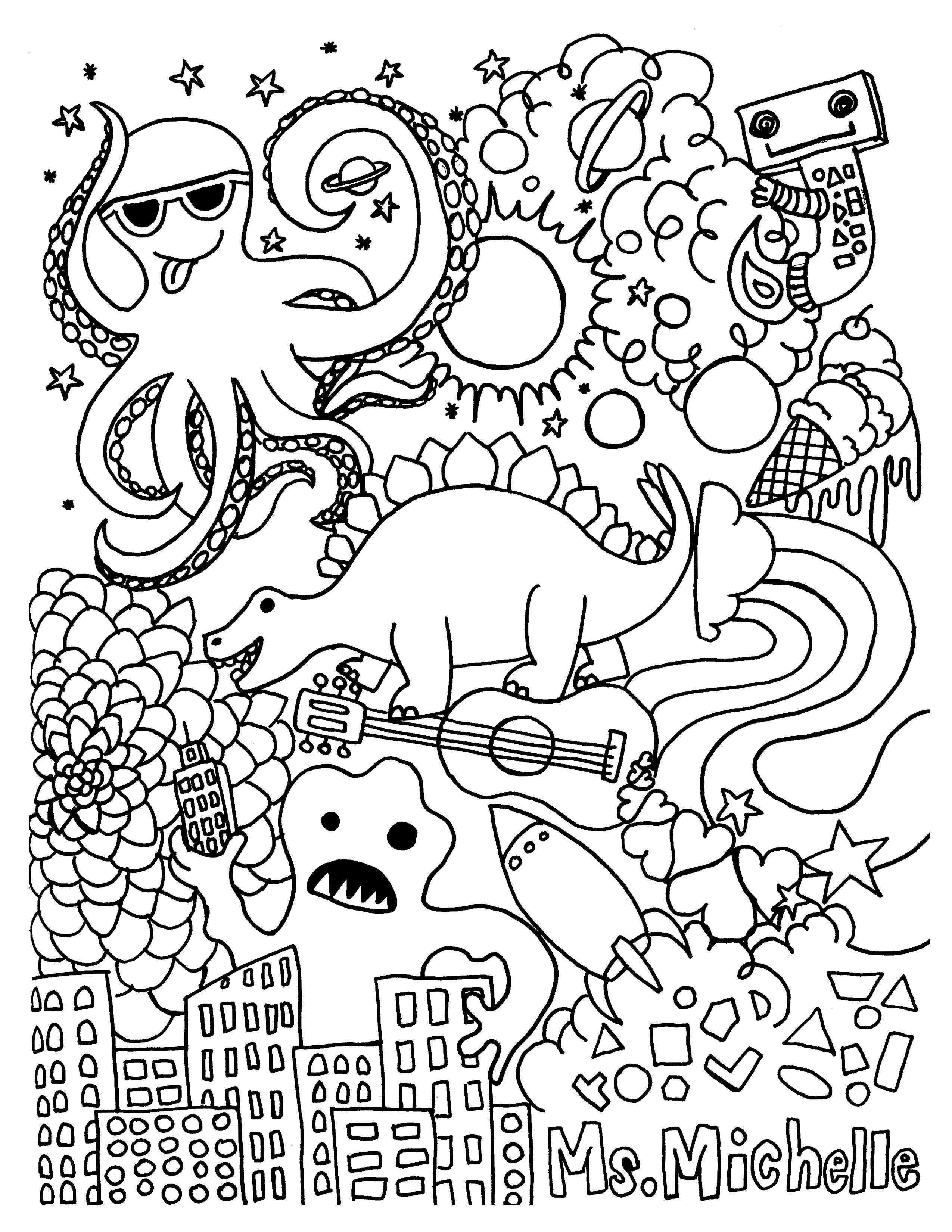 Coloring Printing Pages heathermarxgallery