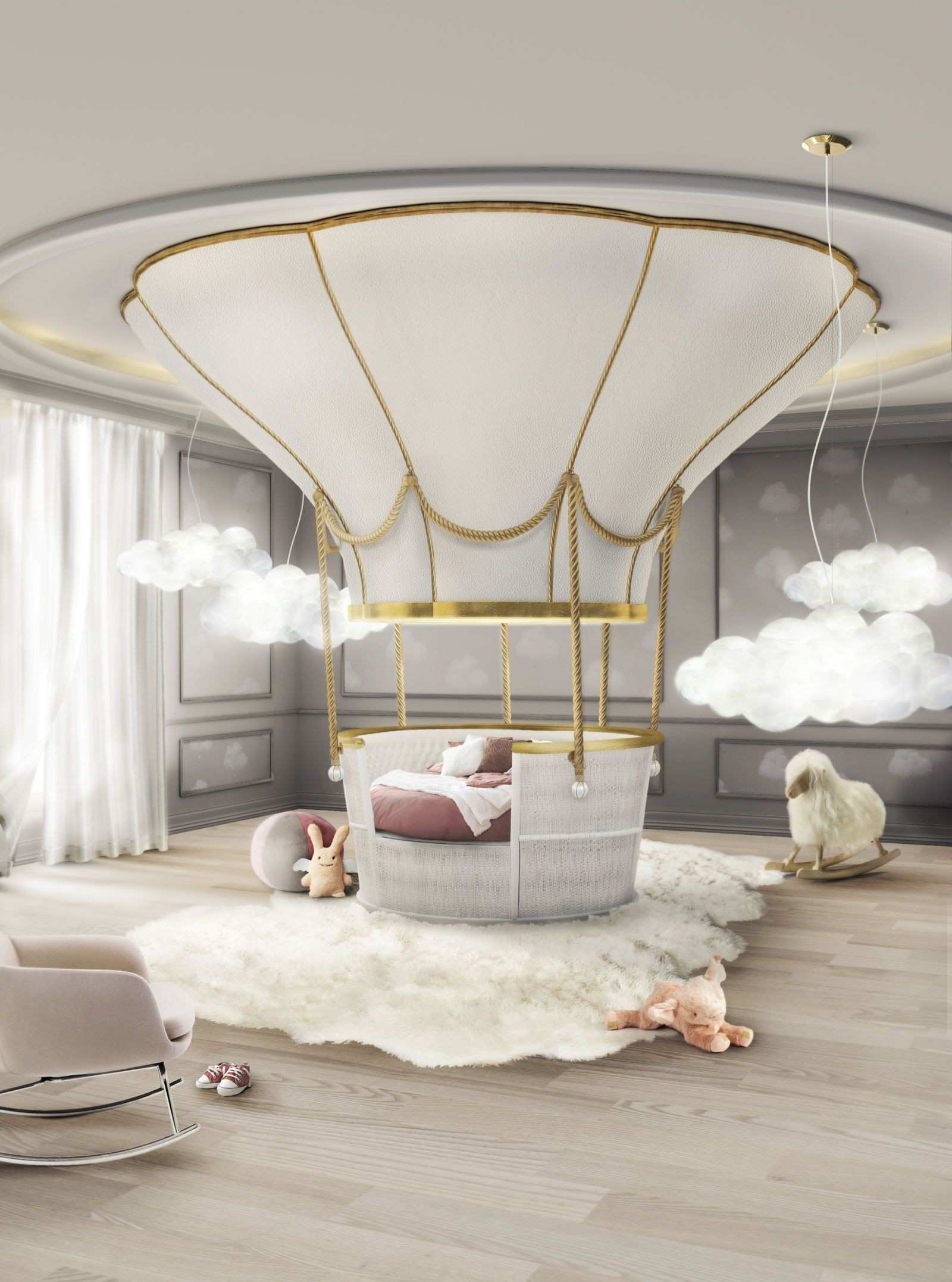 This Children s Bed Costs Just as Much as College Tuition