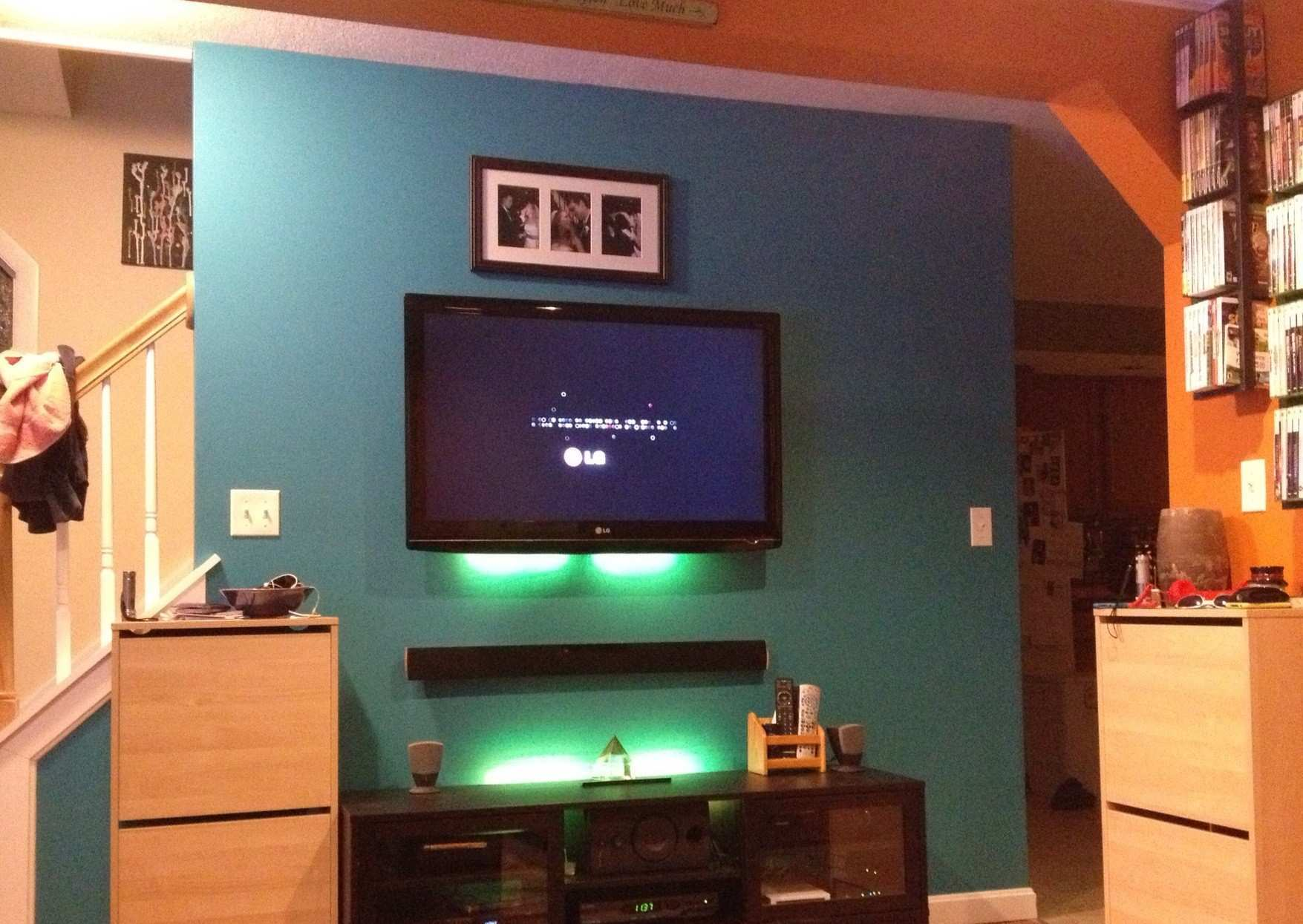 Extraordinary Kitchen Tv Solution Hang And Sound Bar Use Stand For