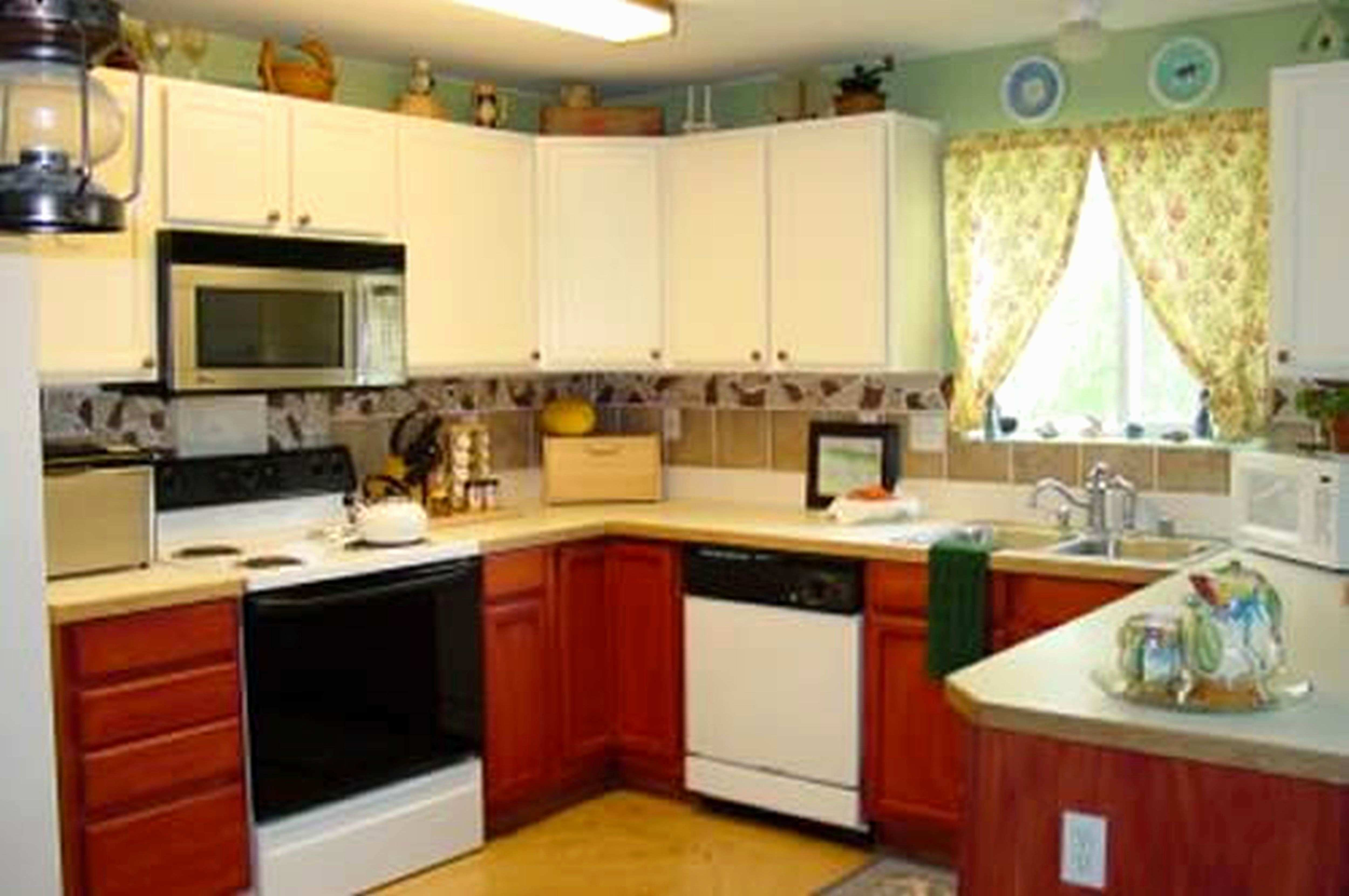 Kitchen Wall Decorating Ideas Do It Yourself Fresh Beautiful Kitchen ...