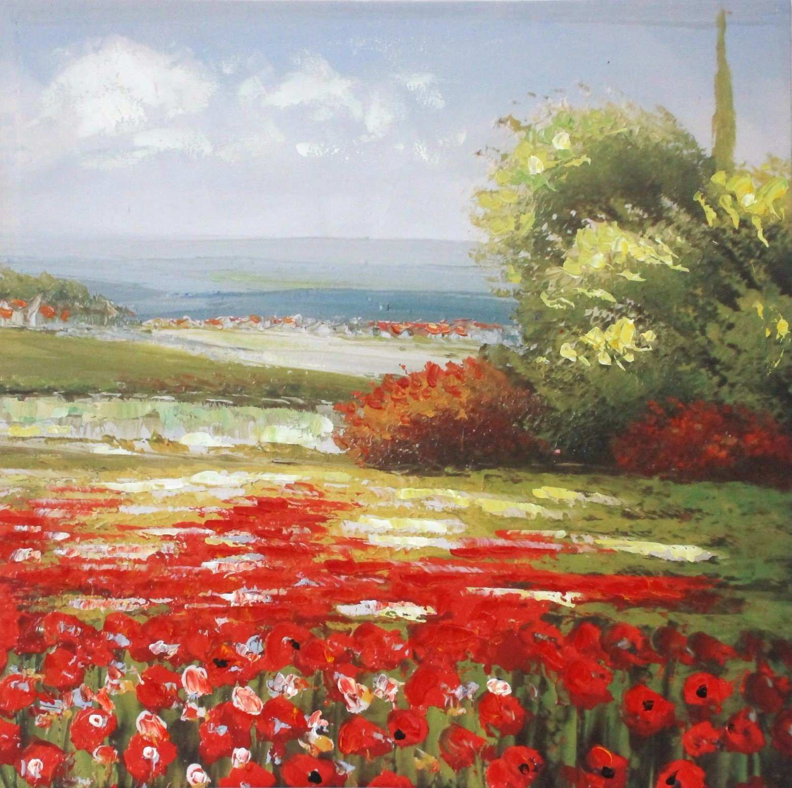 Beatiful Nature Landscape Oil Painting Canvas Wall Art China Oil