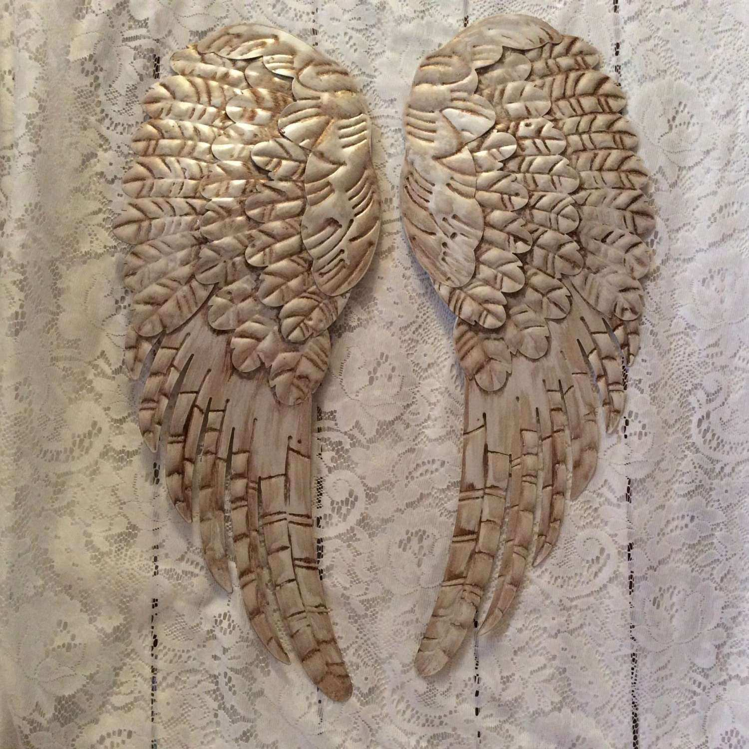 Perfect Metal Angel Wall Decor Inspiration Wall Art Decoration