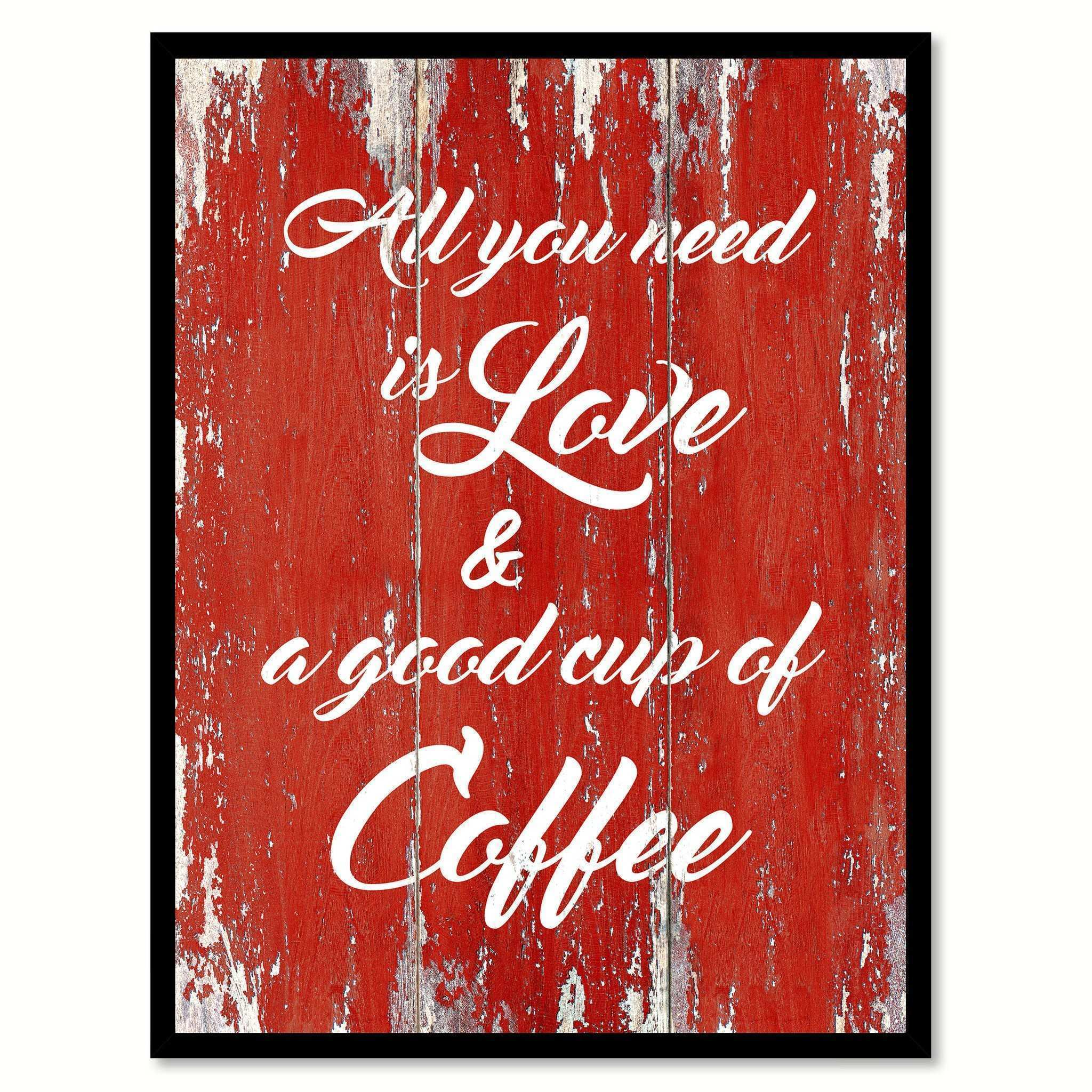 All I Care About Is Coffee & Like Two People Coffee Wine Saying