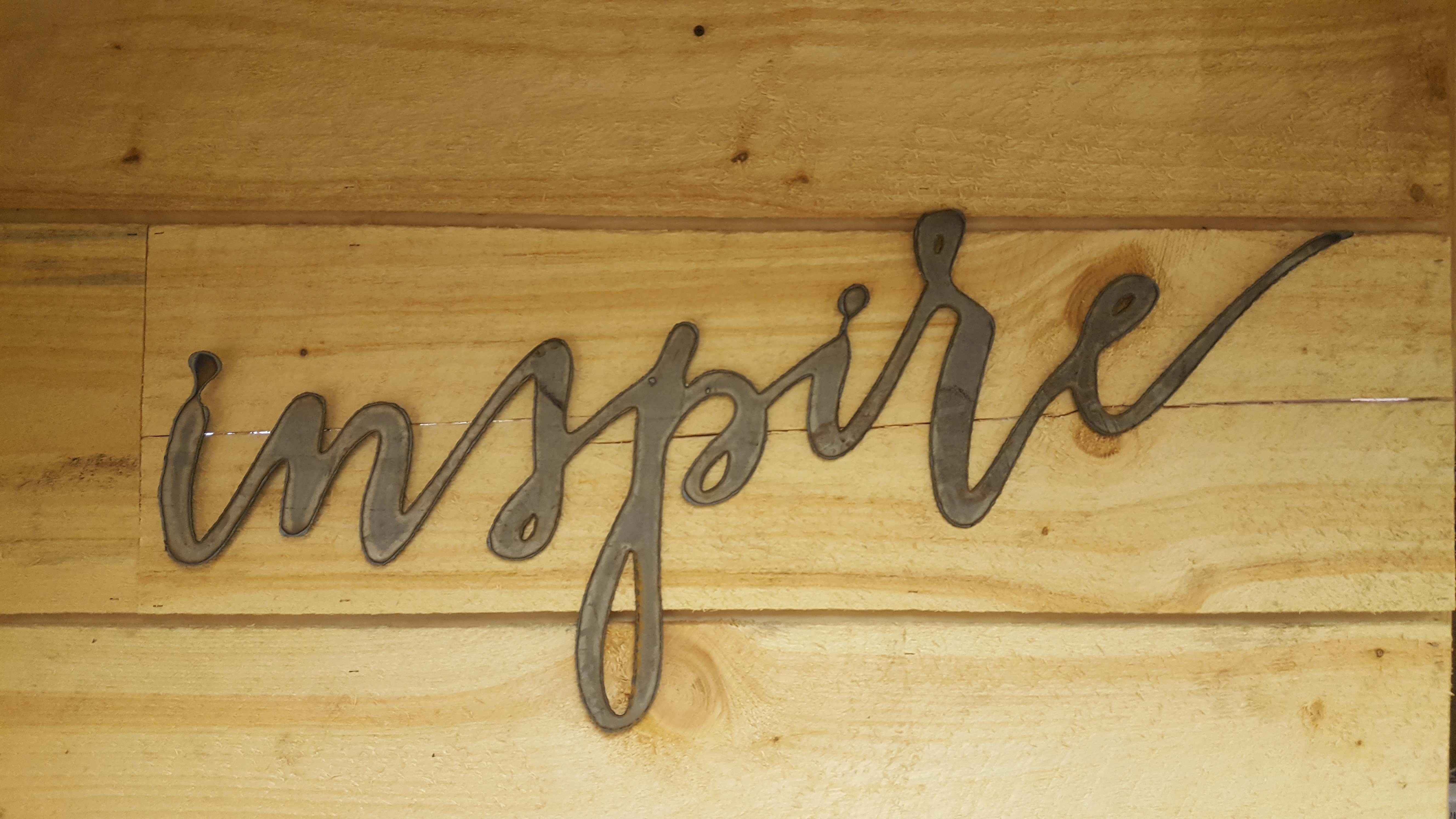 Beautiful Metal Words Wall Decor Ideas The Wall Art Decorations