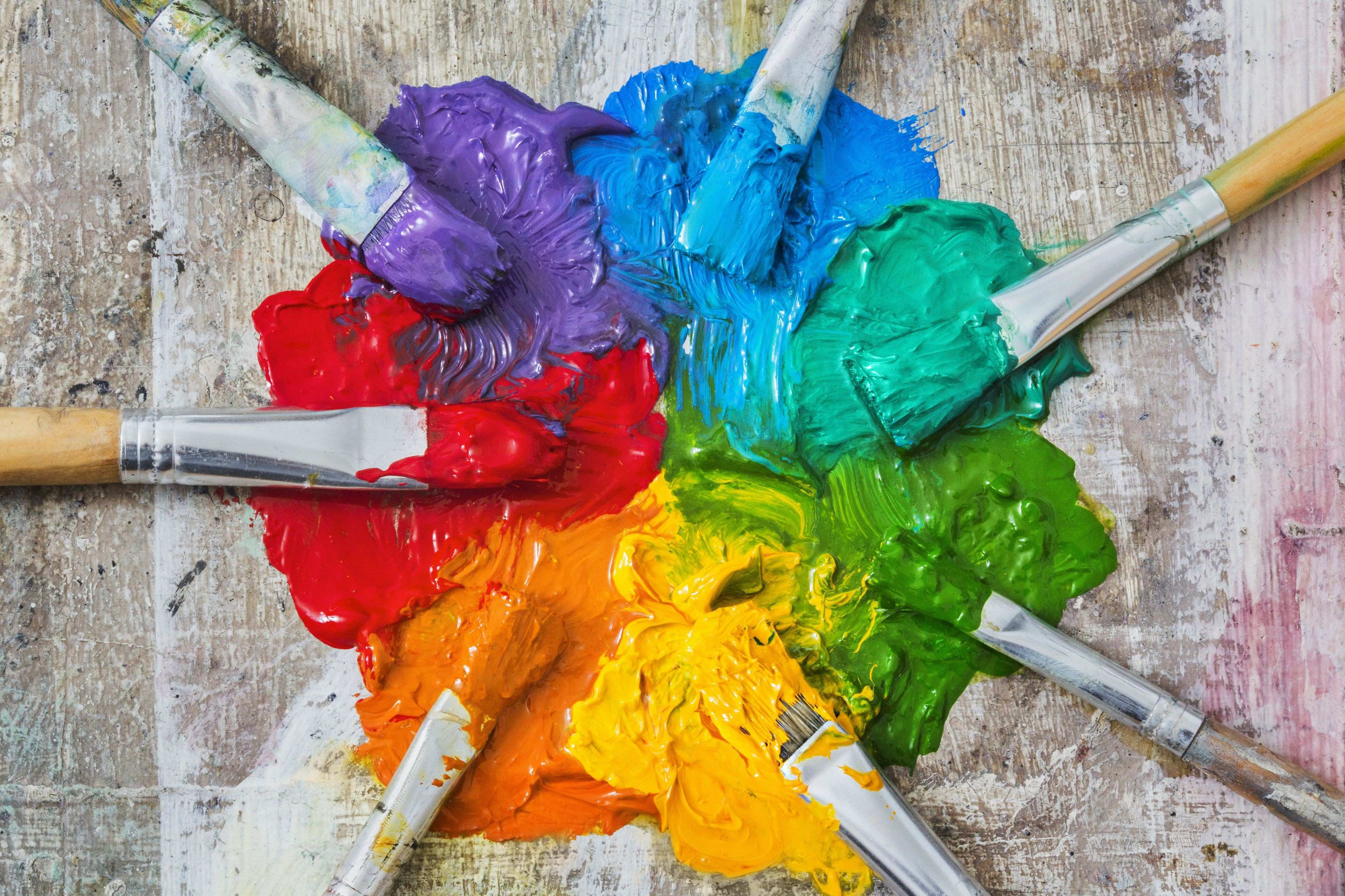 Oil Painting Supplies List