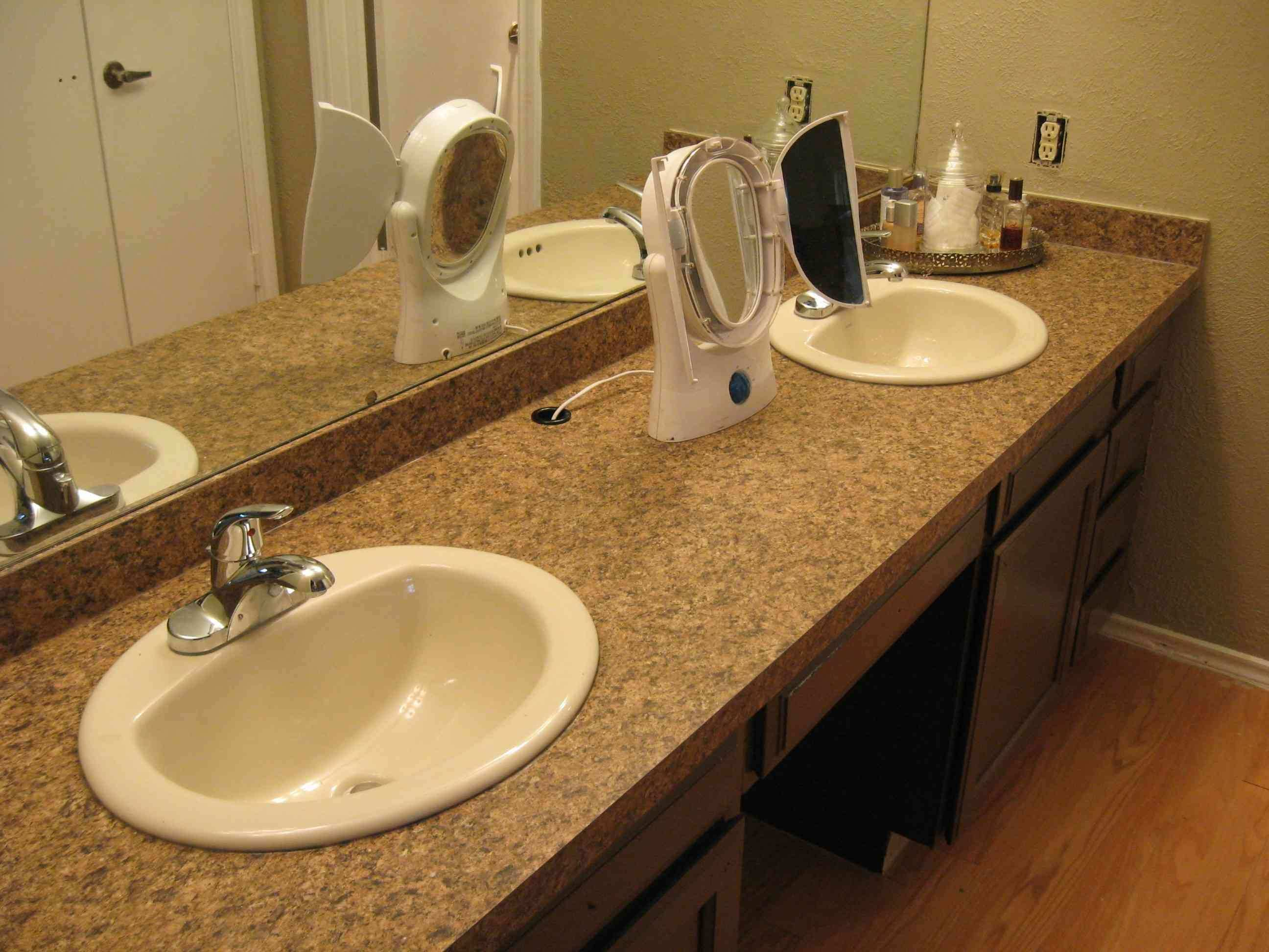 Bathroom Vanity Mirrors Awesome Bathroom Vanities Double Sink