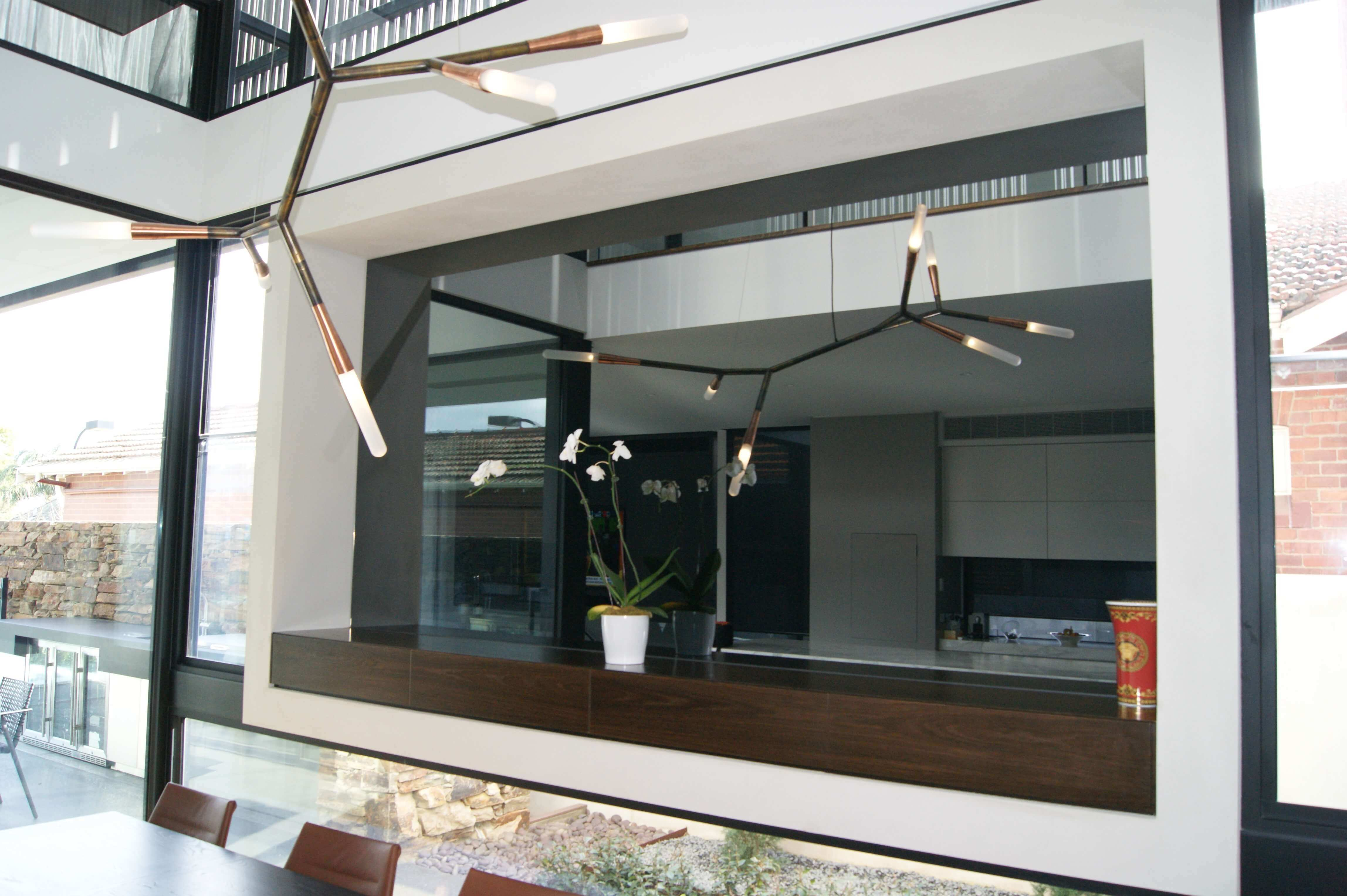15 Collection of Feature Wall Mirror