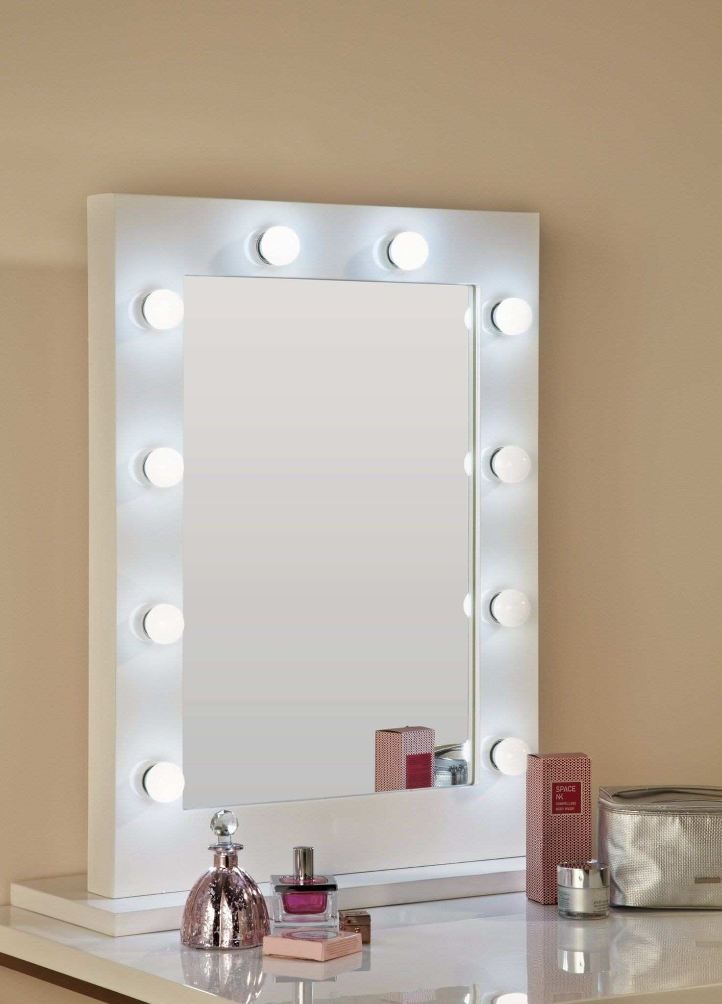 Vanity Mirror with Lights for Bedroom Inspirational Julia Hollywood