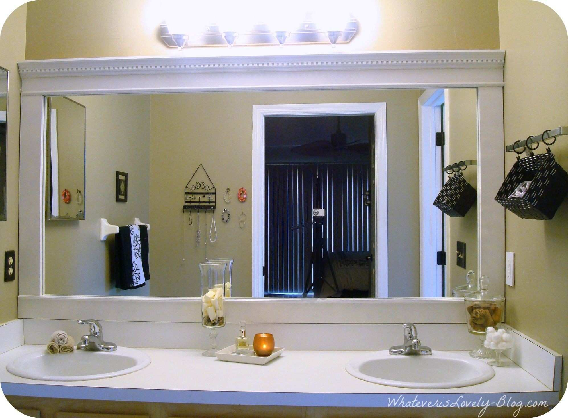 5 Tips to Create a Bathroom That Sells Get a Bigger Mirror with a