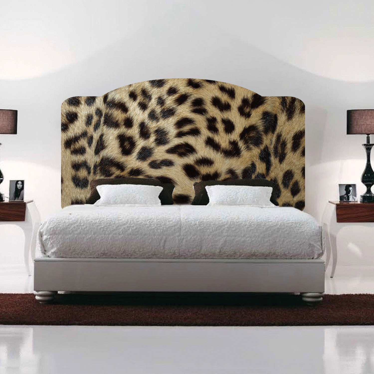 Leopard Print Decals for Walls Inspirational Leopard Print Wall Stickers [thronefield]