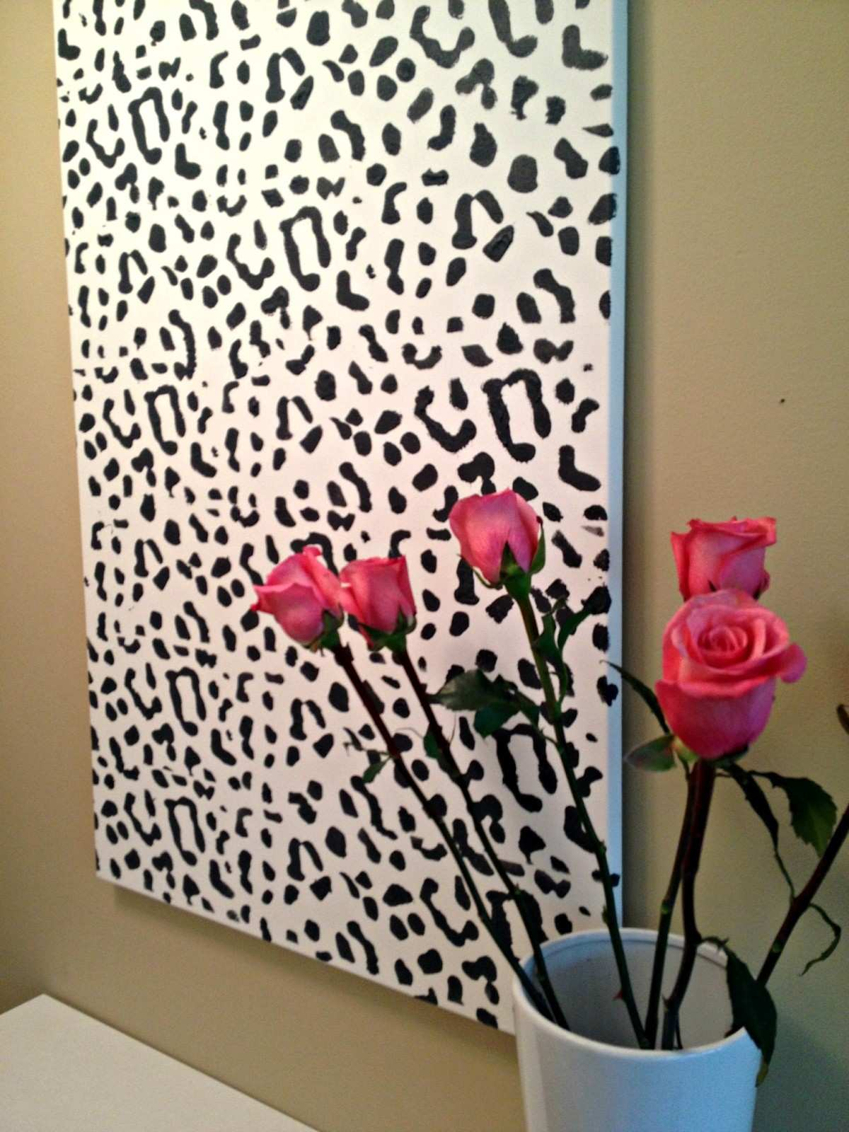 Gallery of Leopard Print Wall Art Showing 1 of 15 s