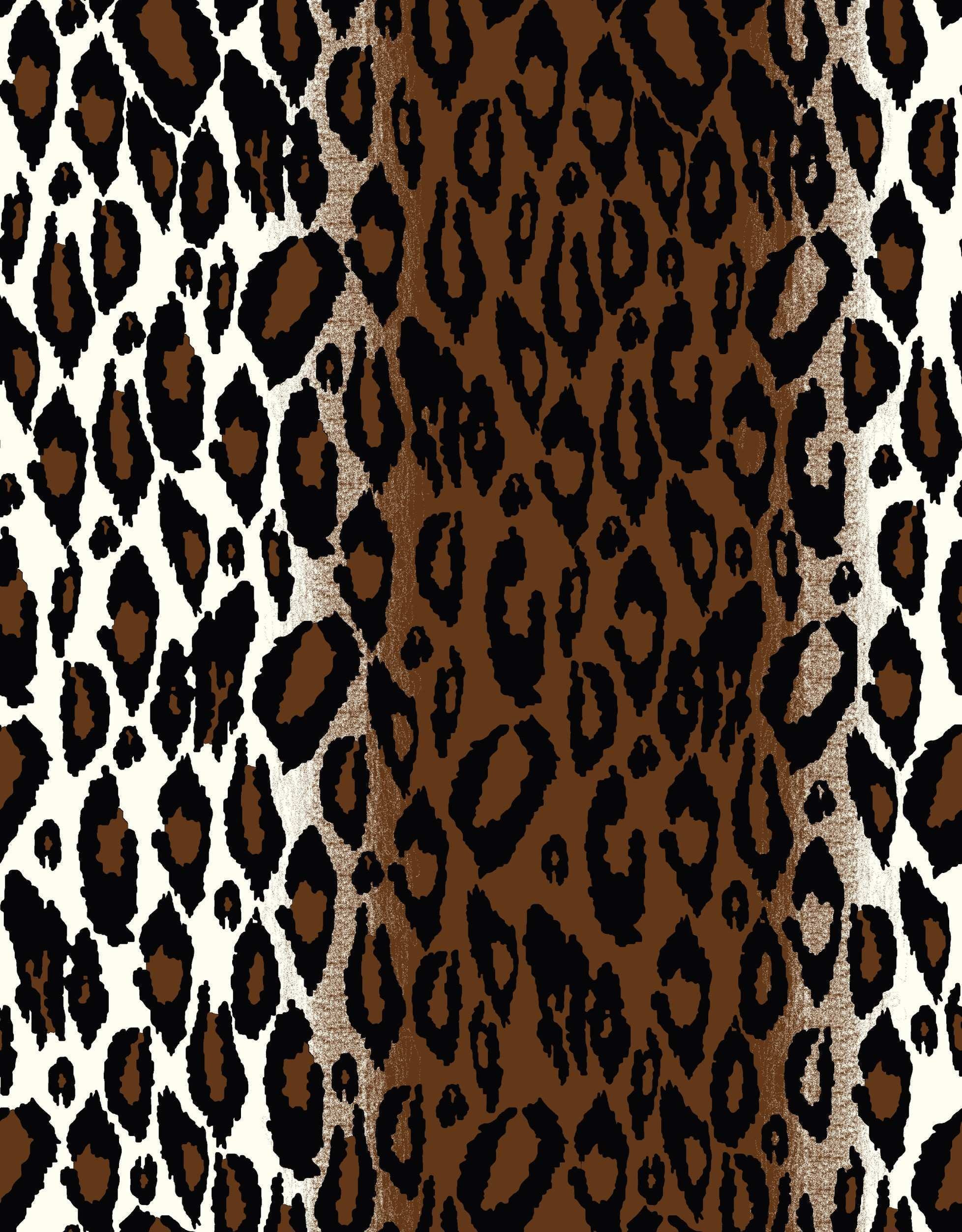 Free Download Image New Leopard Print Wallpaper for Walls 650*832 ...