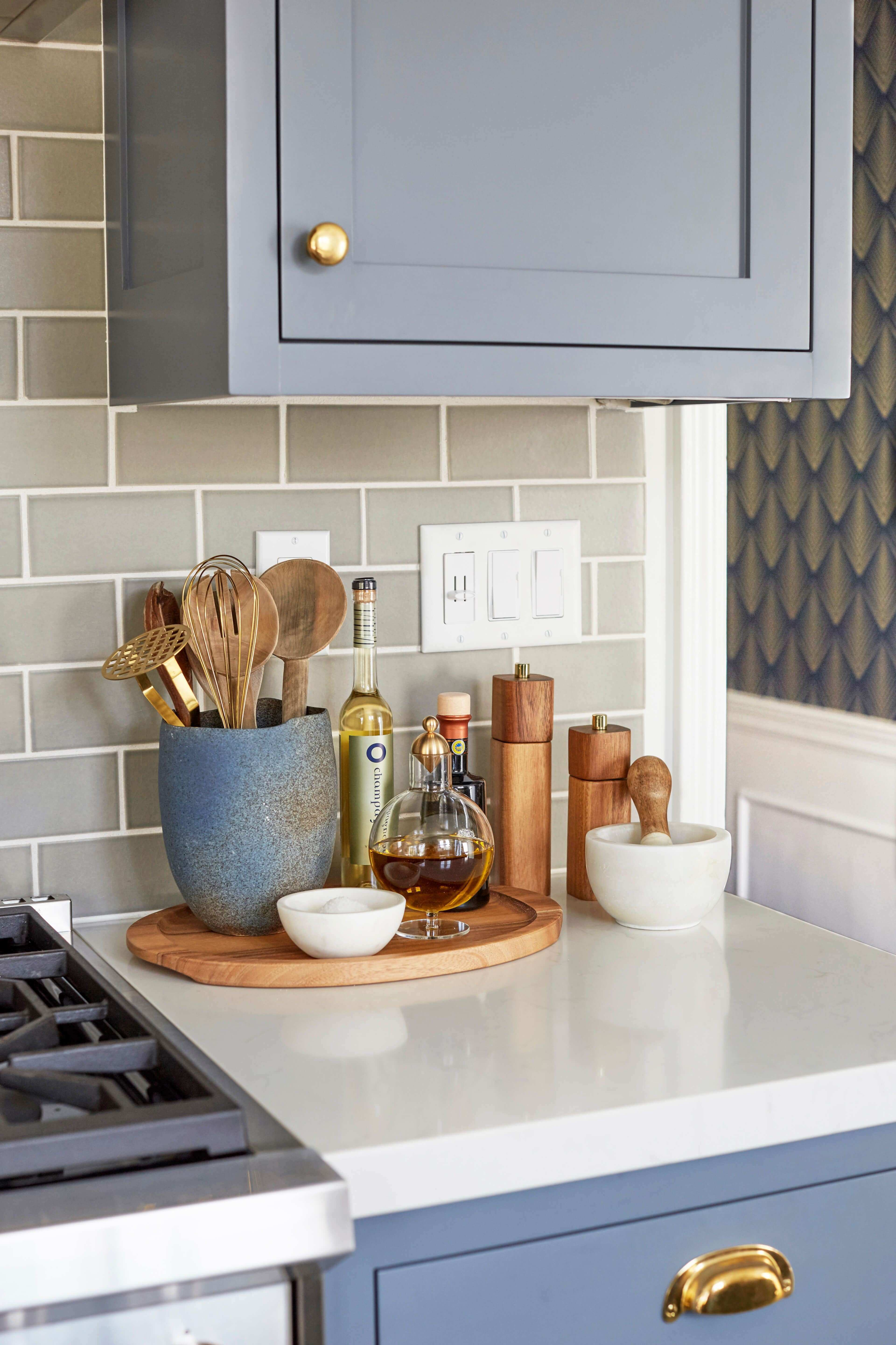 5 Ways to Style an Ugly Renter s Kitchen Pinterest