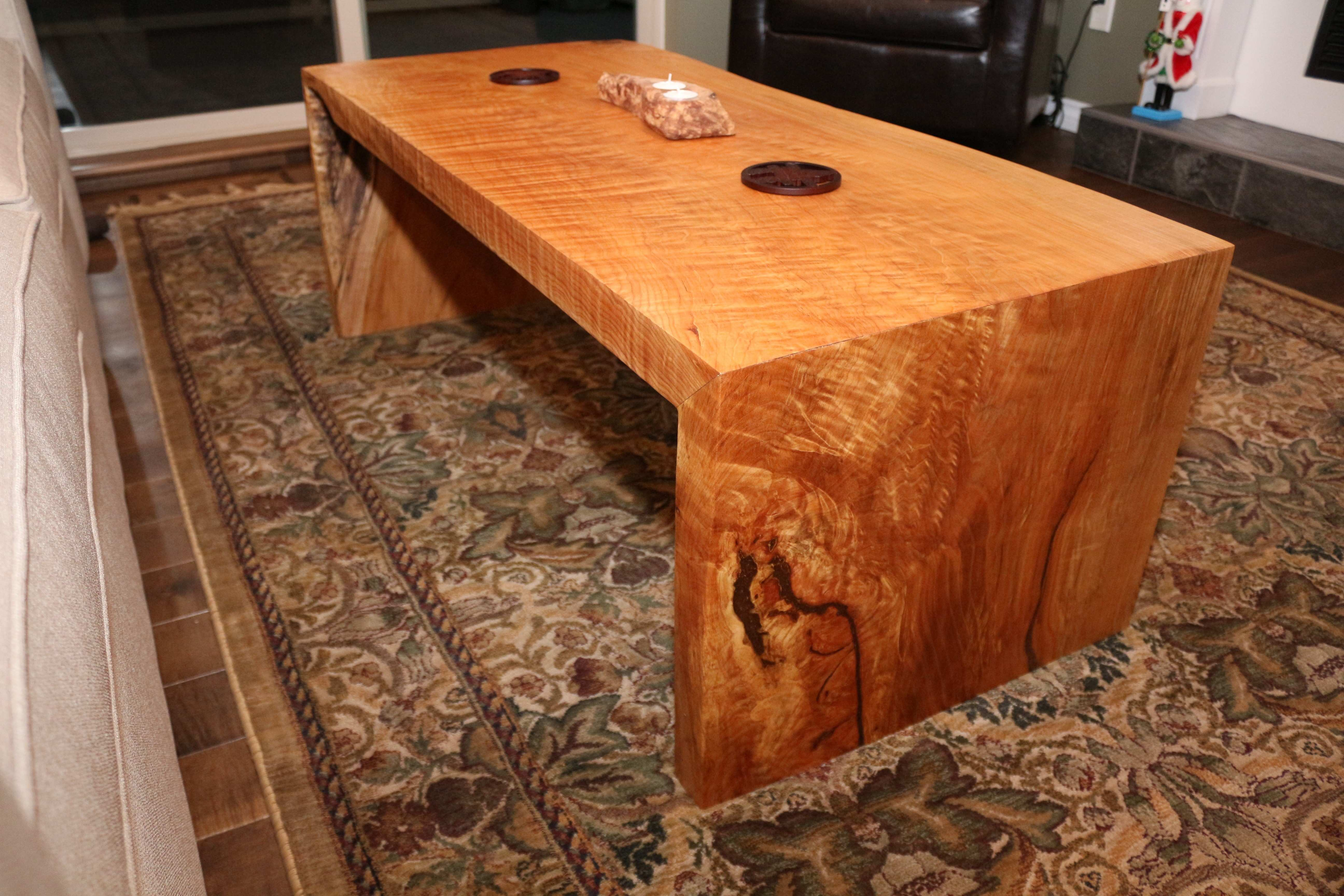 Coffee Table Live Edge Woodoffee Table Tables In Missouri
