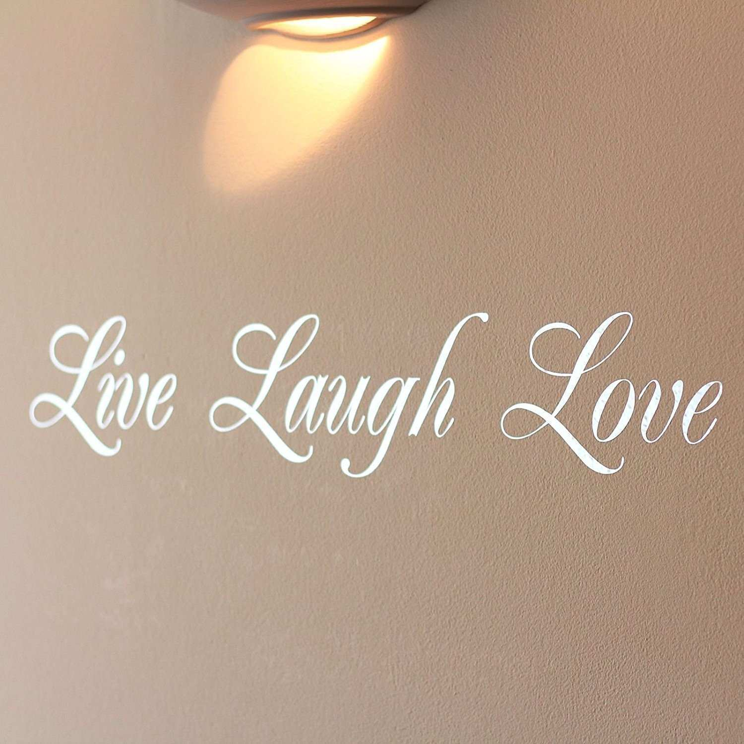 Live Love Laugh Stickers For Wall Choice Image home design wall