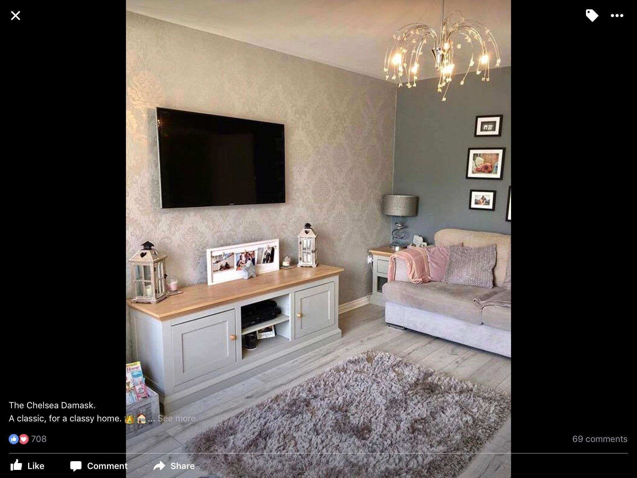 Decorating Ideas For Living Room Walls emiliesbeauty