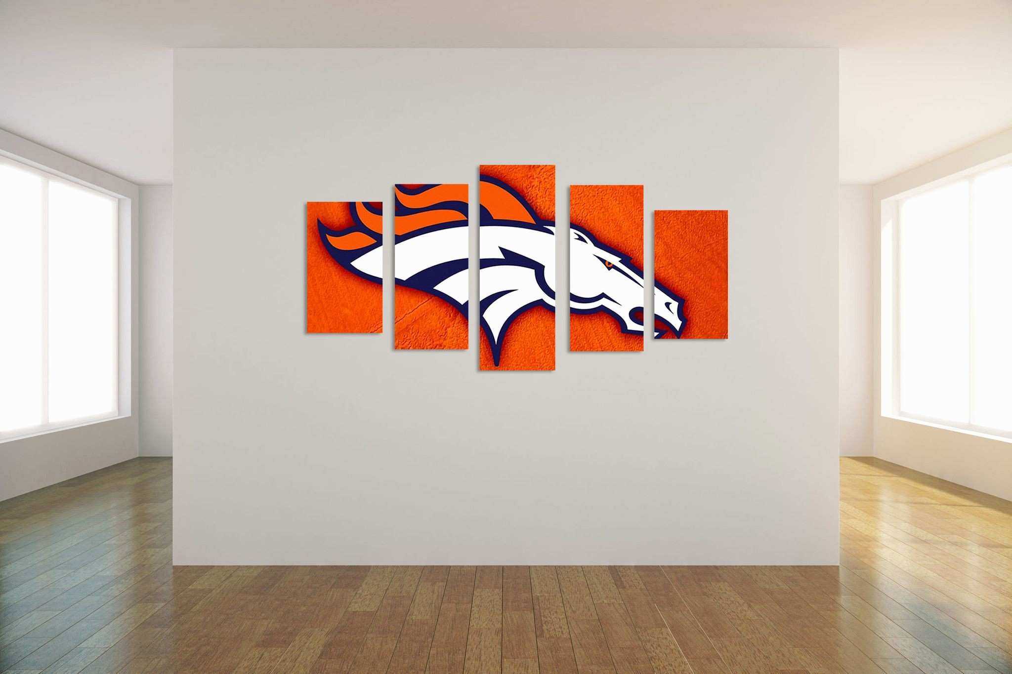 31 New Long Horizontal Wall Art Best Denver Broncos Wall Decor
