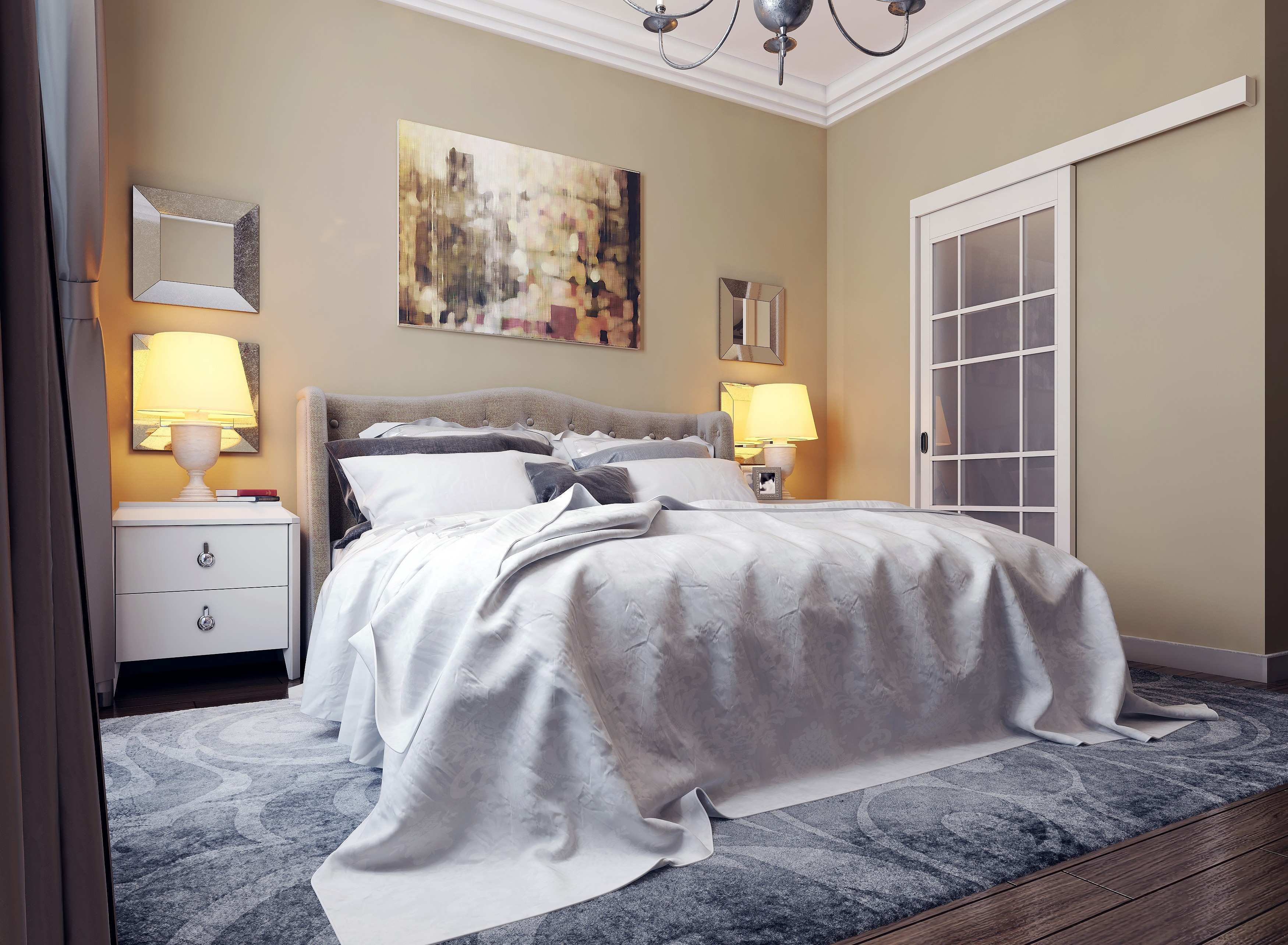 Master Bedroom Wall Art Elegant 7 Stunning Wall Decor Ideas To Dress Up A  Dull 2s